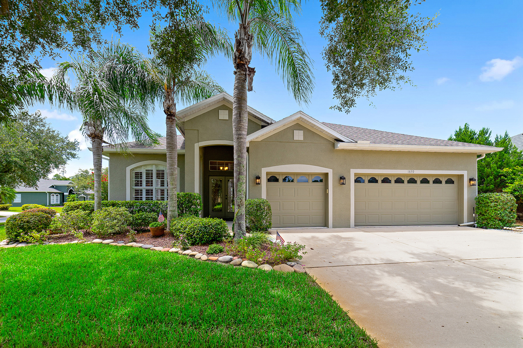 Single Family Homes for Sale at ORLANDO - LAKE MARY - HEATHROW 1659 Cherry Blossom Ter Lake Mary, Florida 32746 United States