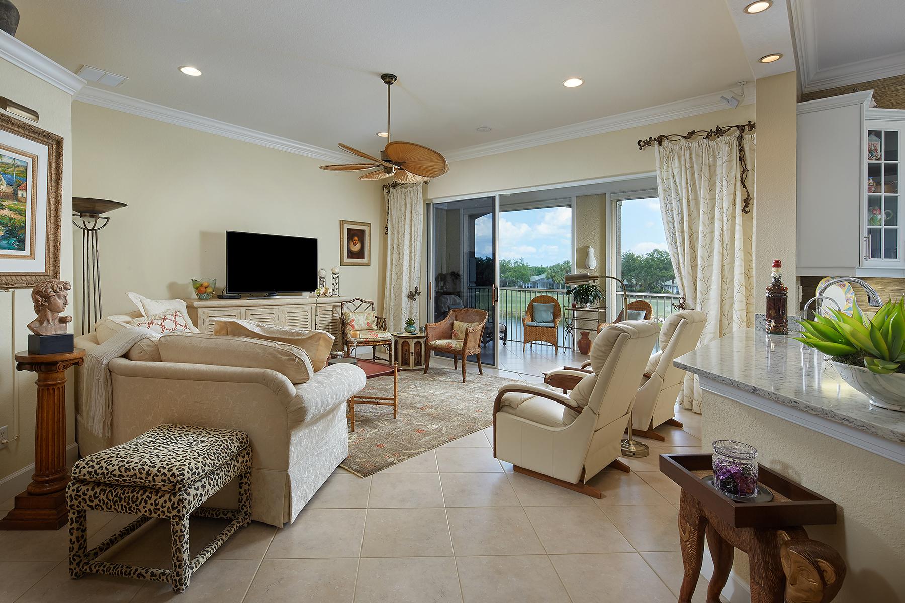 Condominiums für Verkauf beim THE BROOKS - CYPRESS HAMMOCK 9570 Cypress Hammock Circle , 202, Estero, Florida 34135 Vereinigte Staaten