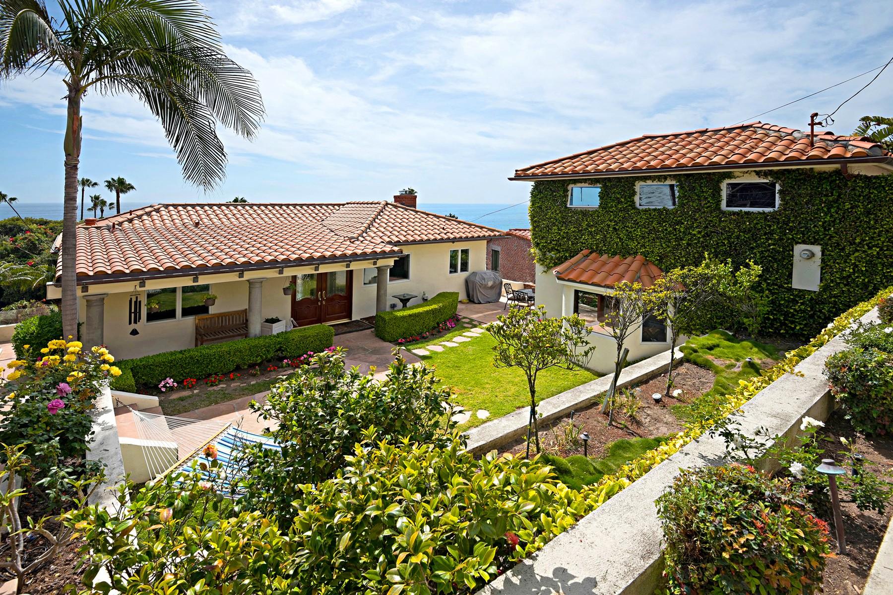 Maison unifamiliale pour l Vente à 31281 Monterey St. Laguna Beach, Californie, 92651 États-Unis