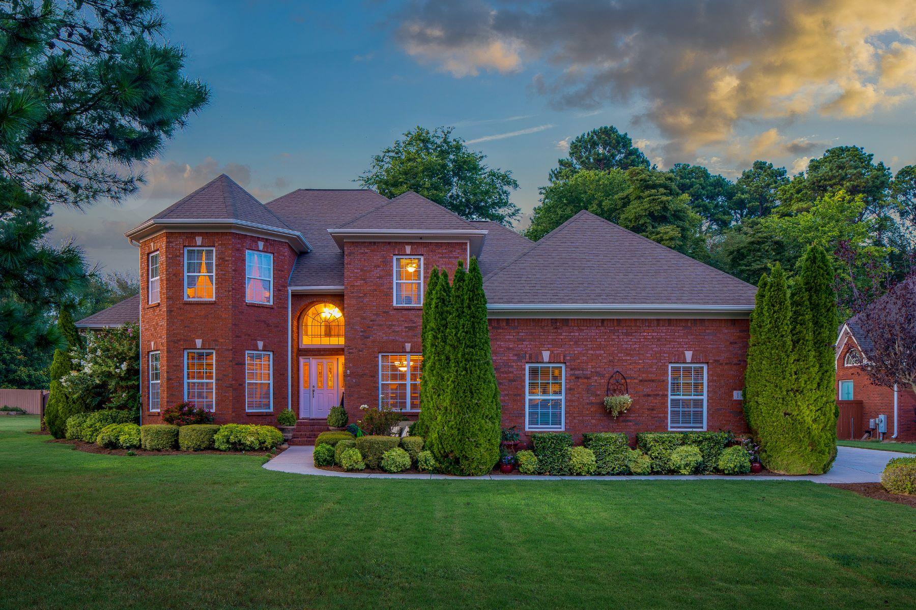 Single Family Homes 为 销售 在 109 Old Orchard Drive Huntsville, 阿拉巴马州 35811 美国