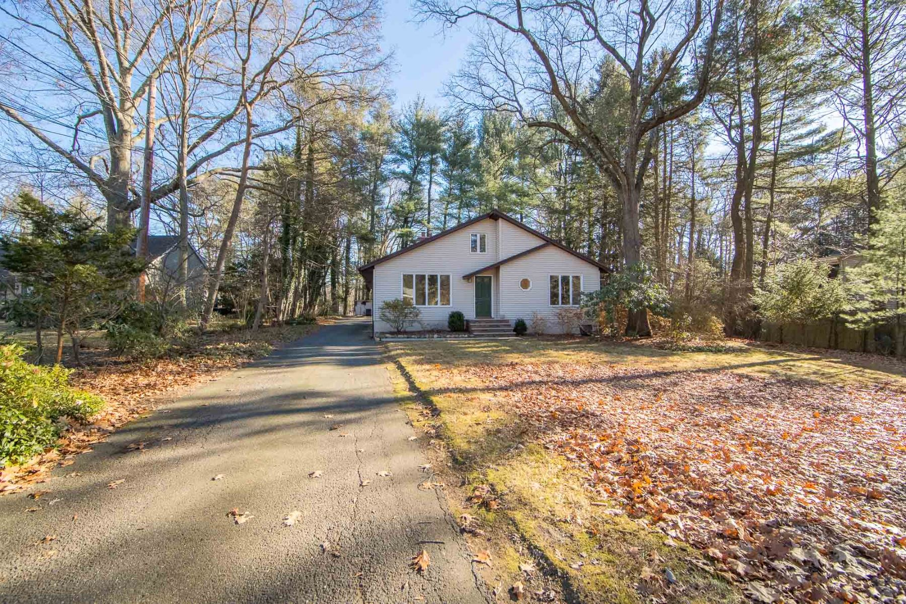 Single Family Home for Sale at Privacy and Beautiful Views 5 Ackerman Ave, Woodcliff Lake, New Jersey 07677 United States