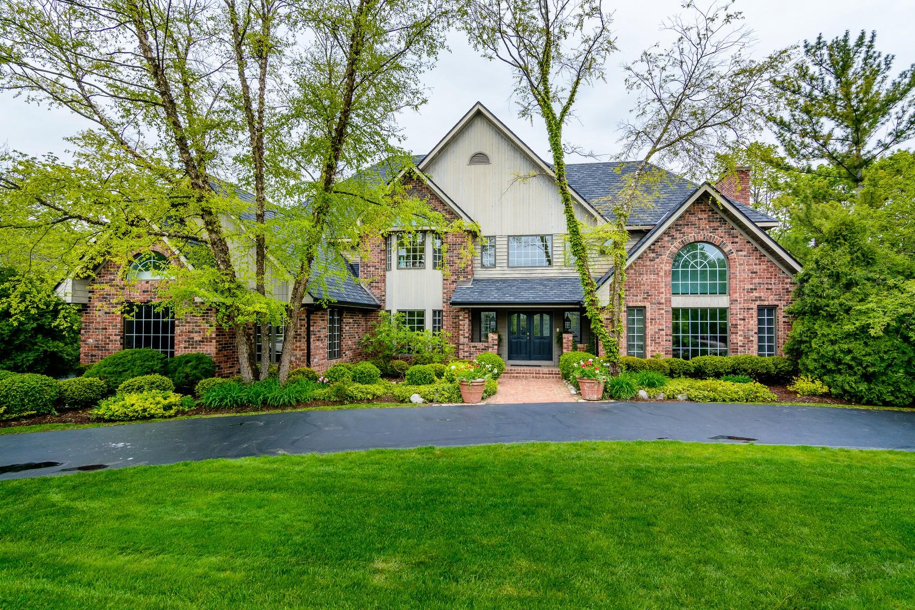 Casa Unifamiliar por un Venta en 15W330 60th. St. Burr Ridge, Illinois, 60527 Estados Unidos