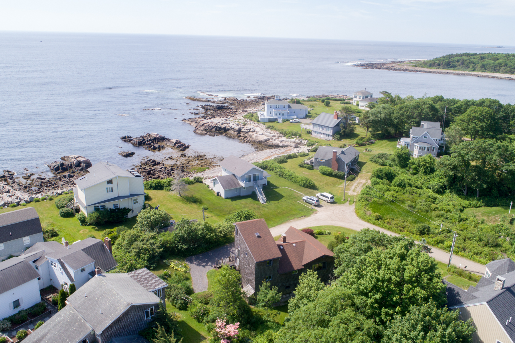 Single Family Home for Sale at 9 East Crescent Cove Lane Biddeford, Maine 04005 United States