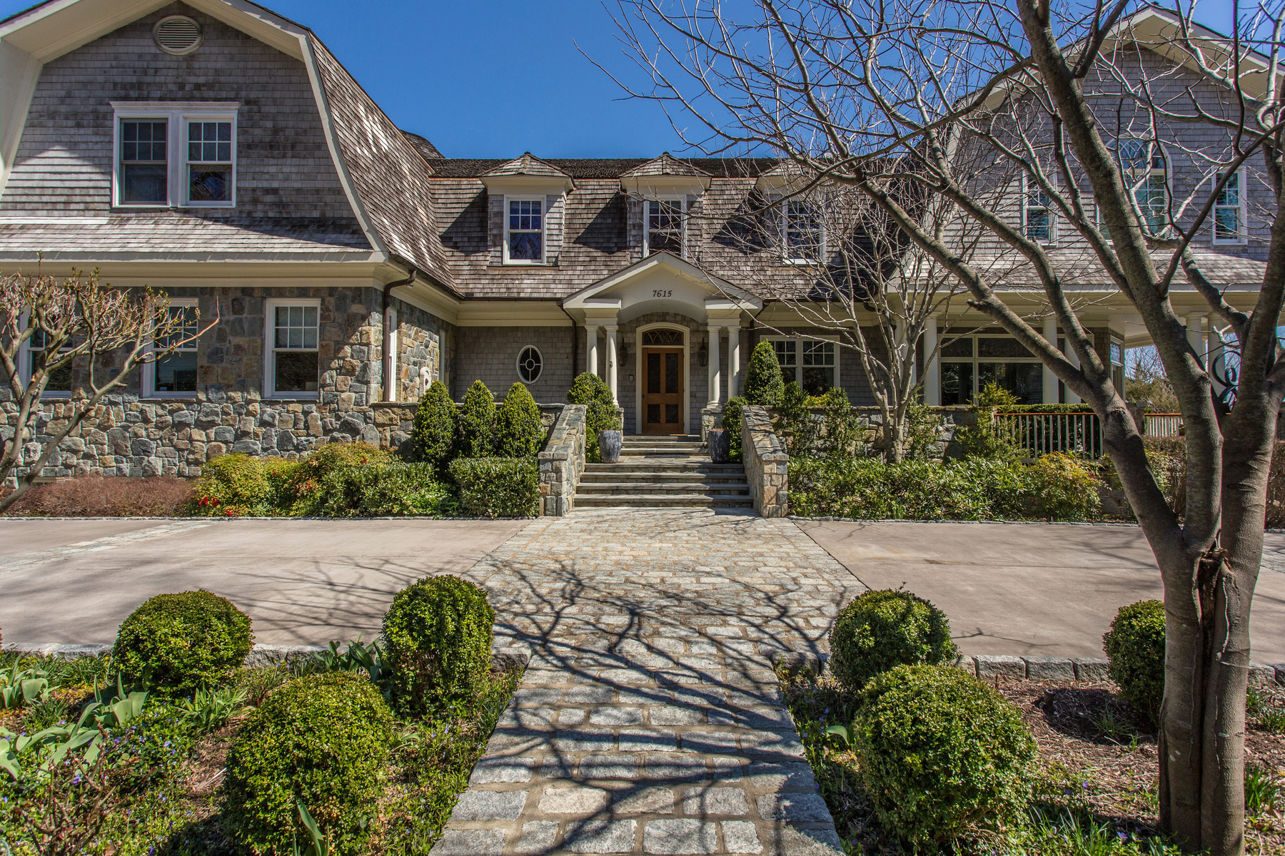 Single Family Home for Sale at Arcturus on the Potomac 7615 Southdown Rd Alexandria, Virginia 22308 United States