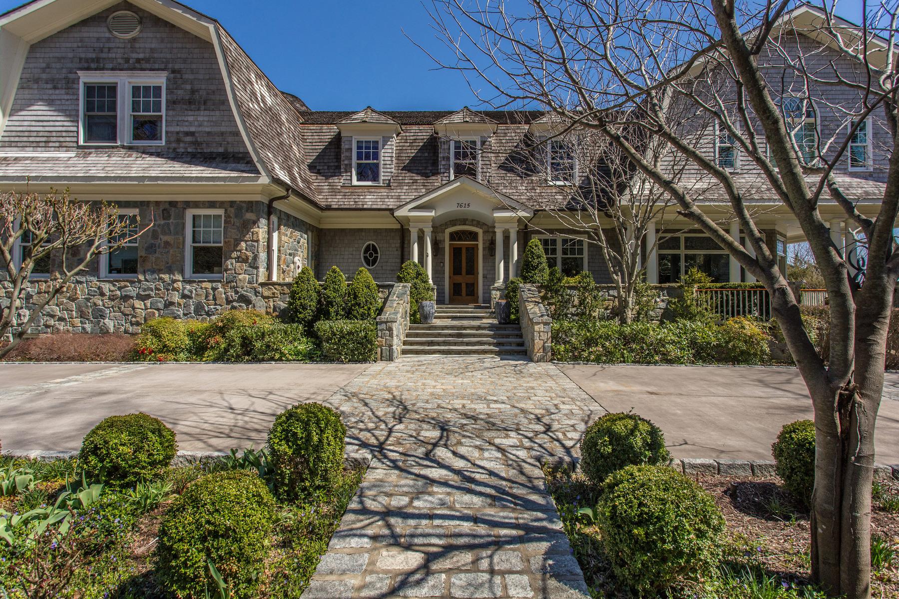 Maison unifamiliale pour l Vente à Arcturus on the Potomac 7615 Southdown Rd Alexandria, Virginia, 22308 États-Unis