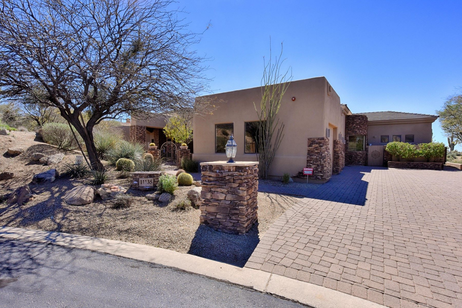 sales property at Fantastic Scottsdale home situated on a marvelous lot with views