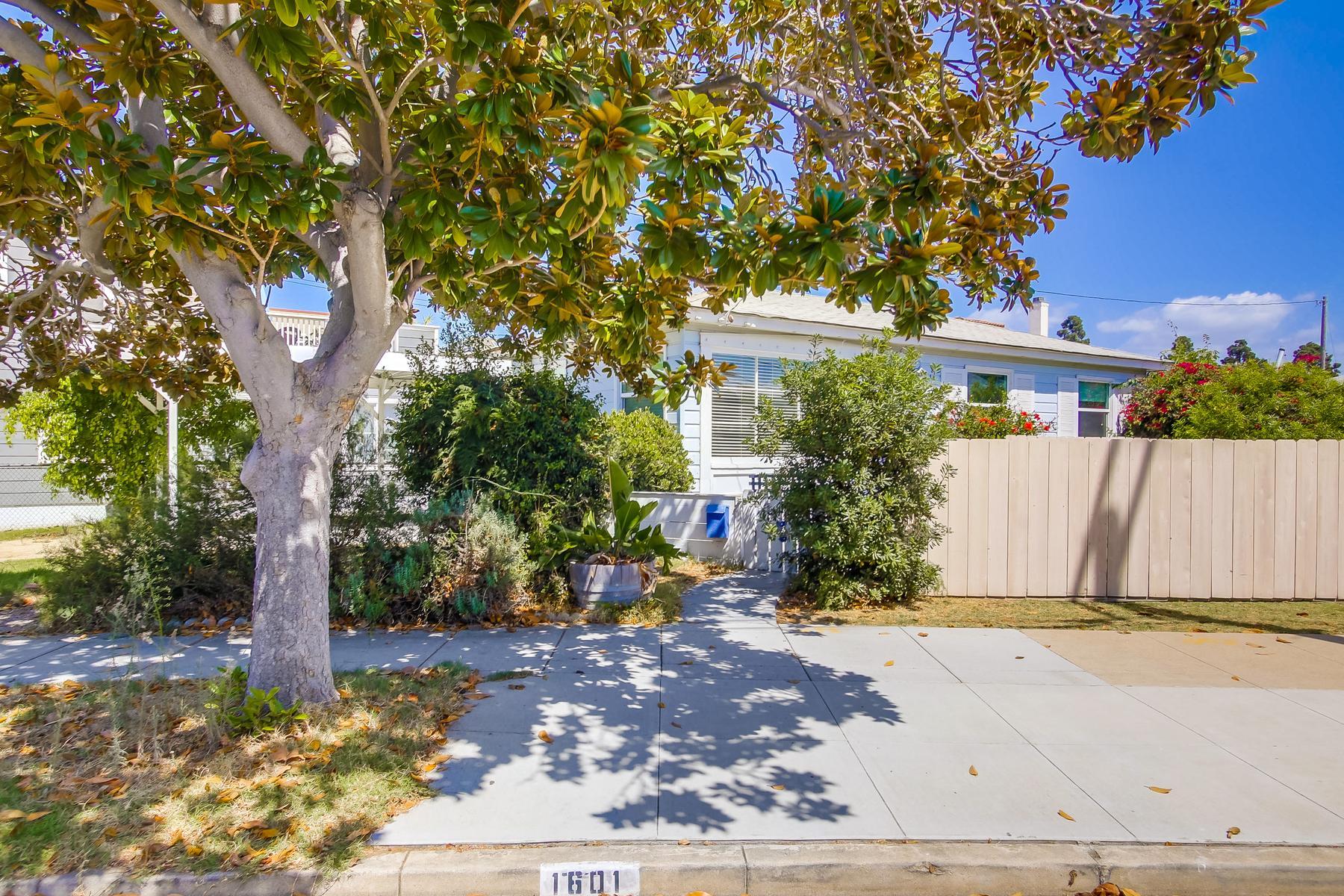 独户住宅 为 销售 在 1601 Miguel Avenue 科罗纳多, 加利福尼亚州, 92118 美国