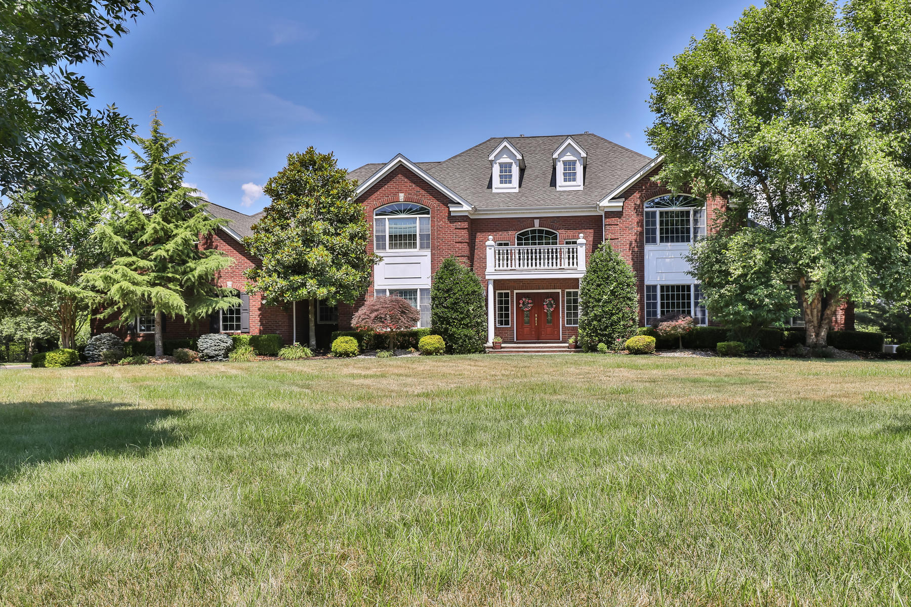 Single Family Home for Sale at Spectacular Estate 24 Hillcrest Drive, Colts Neck, New Jersey 07722 United States