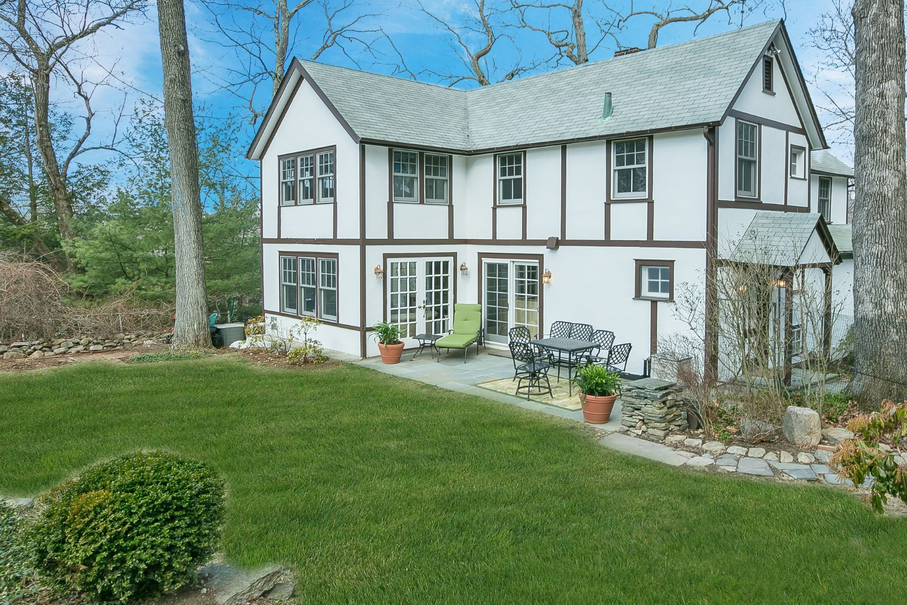 Single Family Home for Sale at English Cottage 2 Stable Road Tuxedo Park, New York 10987 United States