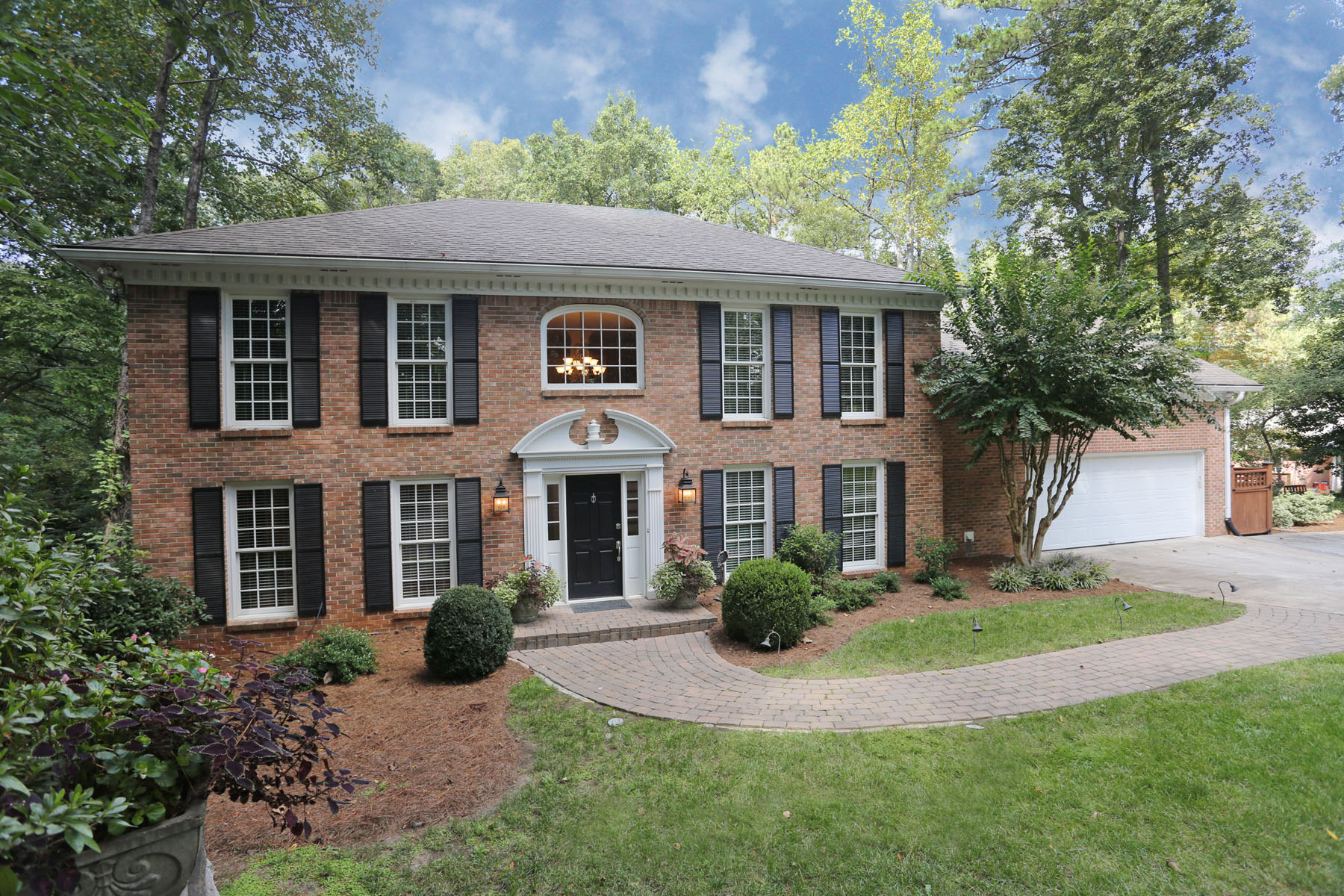 sales property at Gorgeous, Move-in Ready Chastain Park Cul-de-sac Home