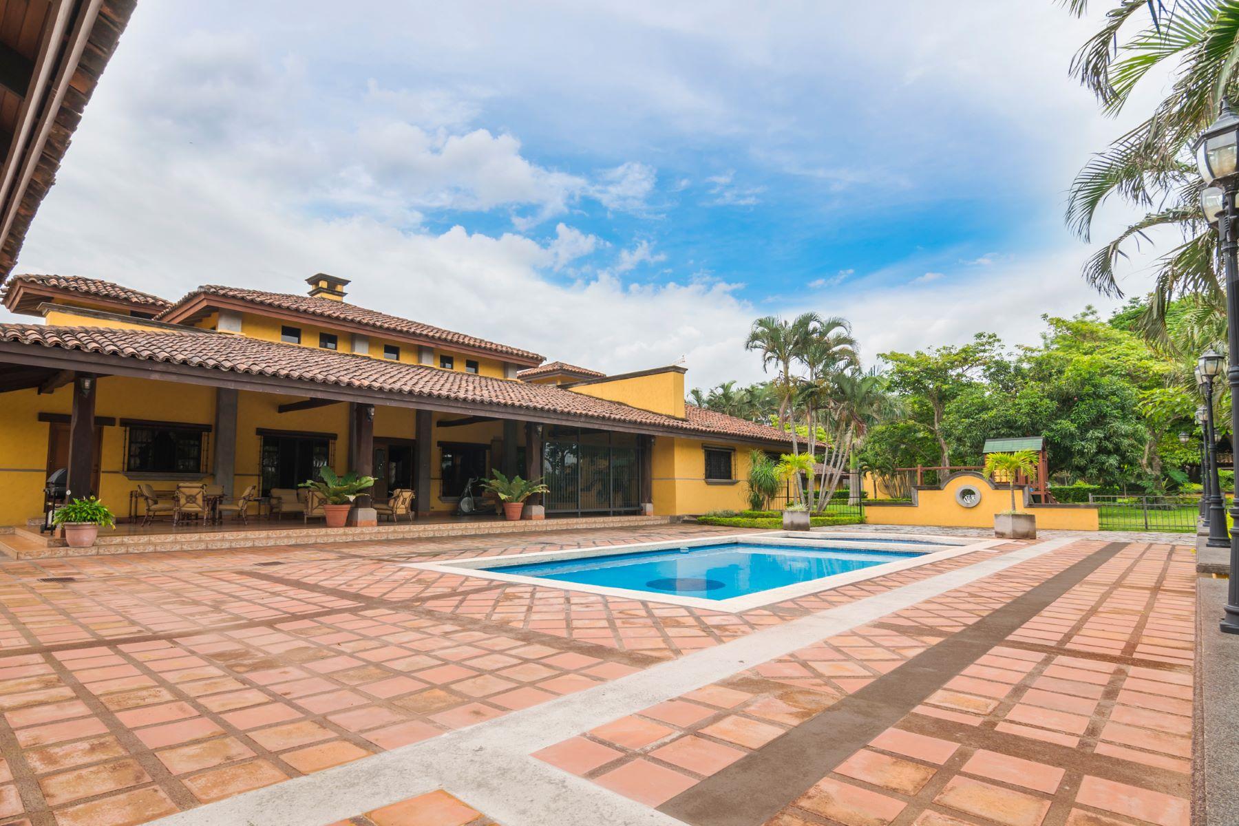 Hacienda and Estancia Homes για την Πώληση στο Casa Premier Polo Other Alajuela, Αλαχουελα Κόστα Ρίκα