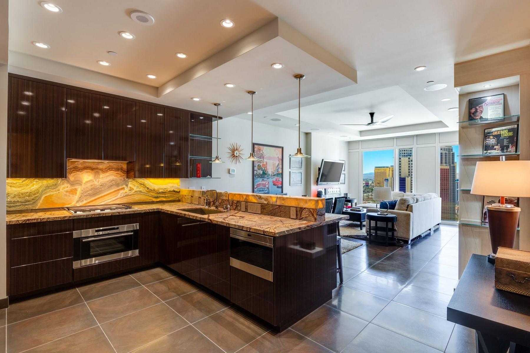 Condominiums for Active at Resort Condo at Waldorf Astoria 3750 Las Vegas Boulevard #2502 Las Vegas, Nevada 89158 United States