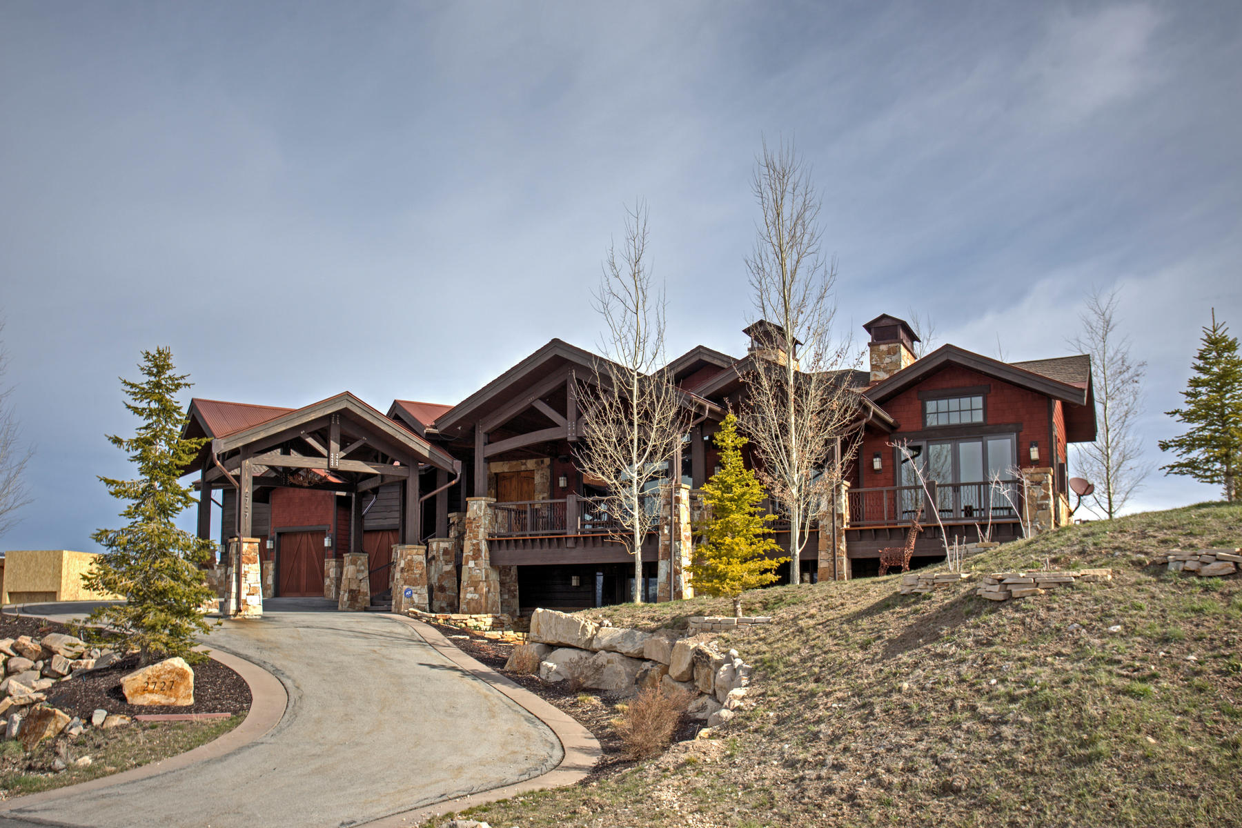 Single Family Home for Sale at Immaculate West View Home in Promontory 2727 E Westview Trl, Park City, Utah, 84098 United States