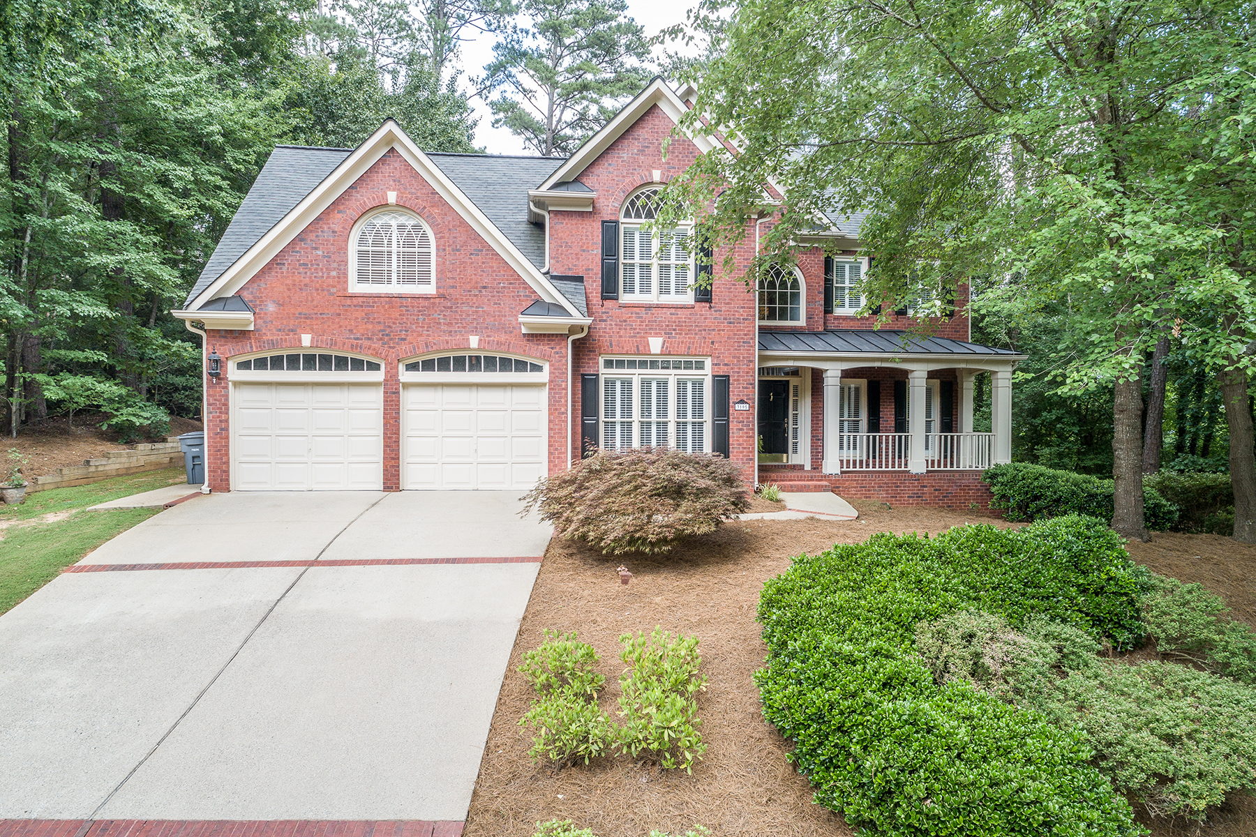 Single Family Home for Sale at Live Bywater 3105 Bywater Trail Roswell, Georgia 30075 United States