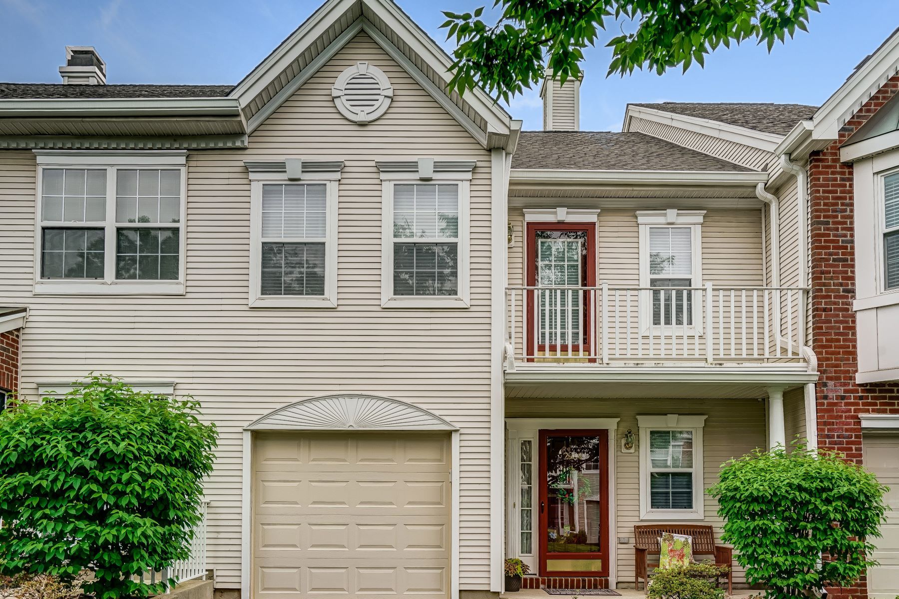 Townhouse for Sale at Turn Key Townhouse 2904 Johnson Circle Bridgewater, New Jersey 08807 United States