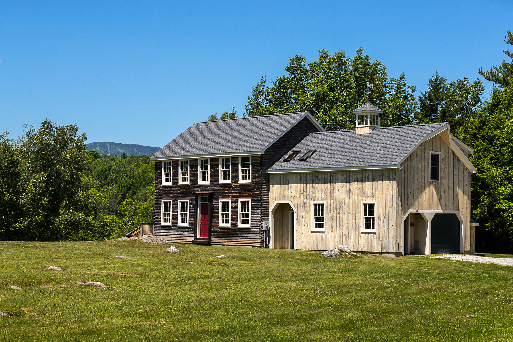 Single Family Home for Sale at Perfect Country Location 71 Flatow Rd Ludlow, Vermont 05149 United States