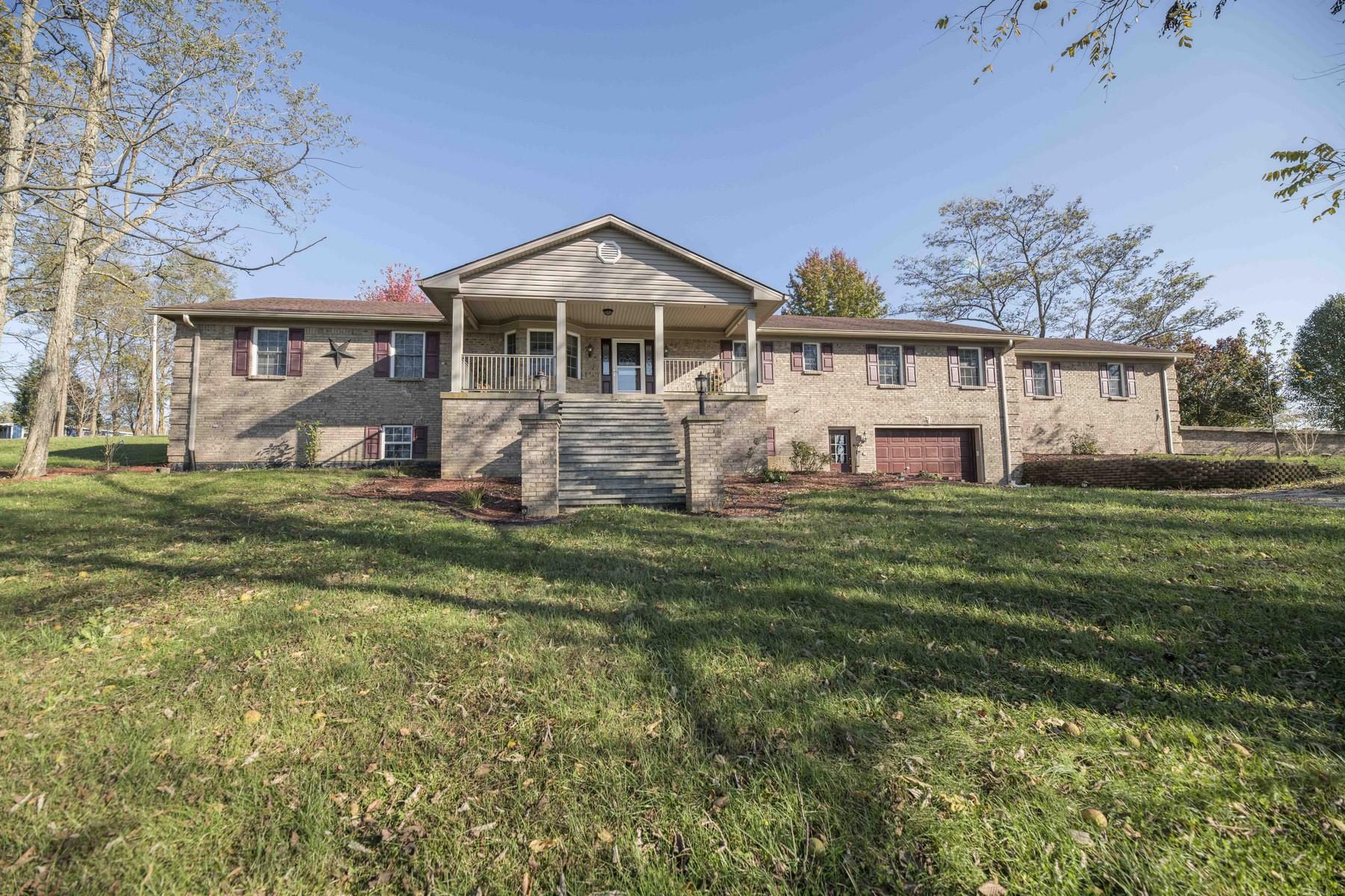Single Family Homes por un Venta en 333 Goose Creek Lane Winchester, Kentucky 40391 Estados Unidos