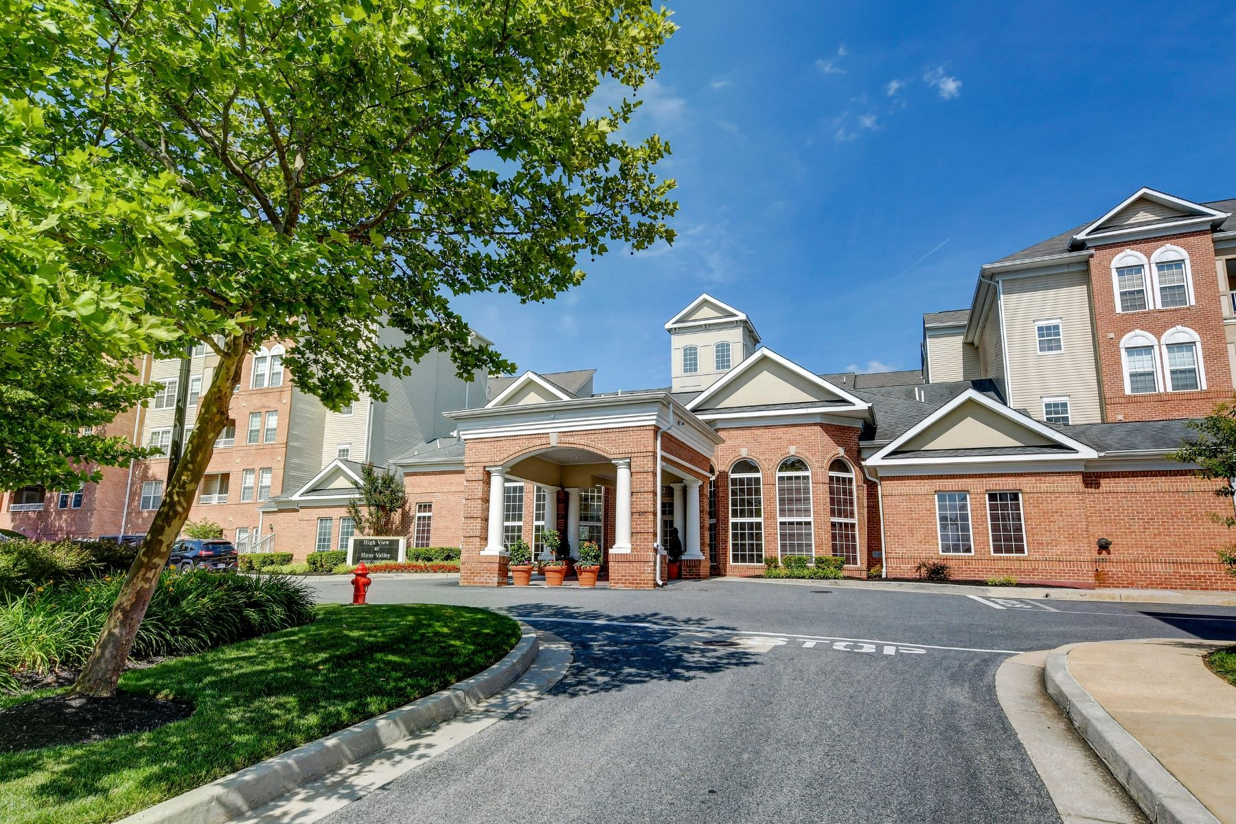 Condominiums for Active at High View at Hunt Valley 400 Symphony Circle #222 Cockeysville, Maryland 21030 United States
