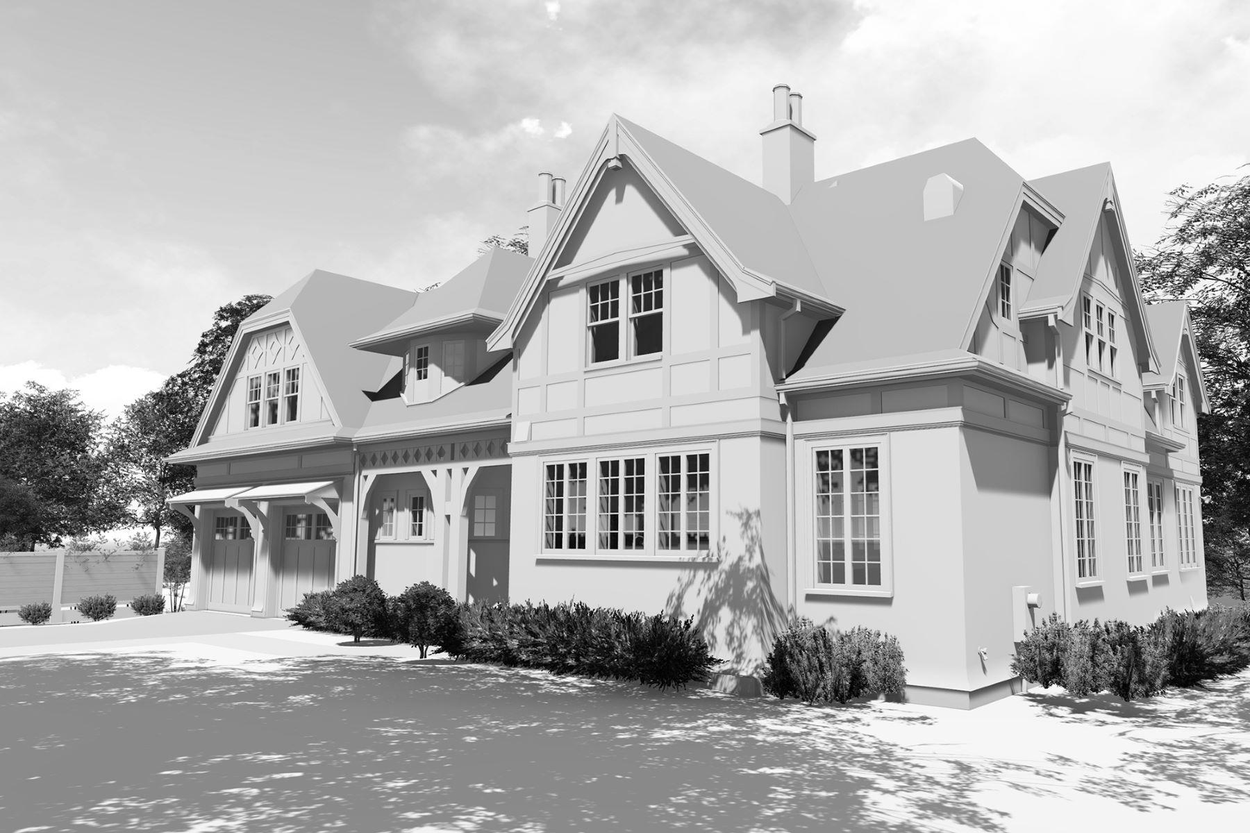 Single Family Homes for Sale at 6 Adams Street, Lexington 6 Adams St Lexington, Massachusetts 02420 United States