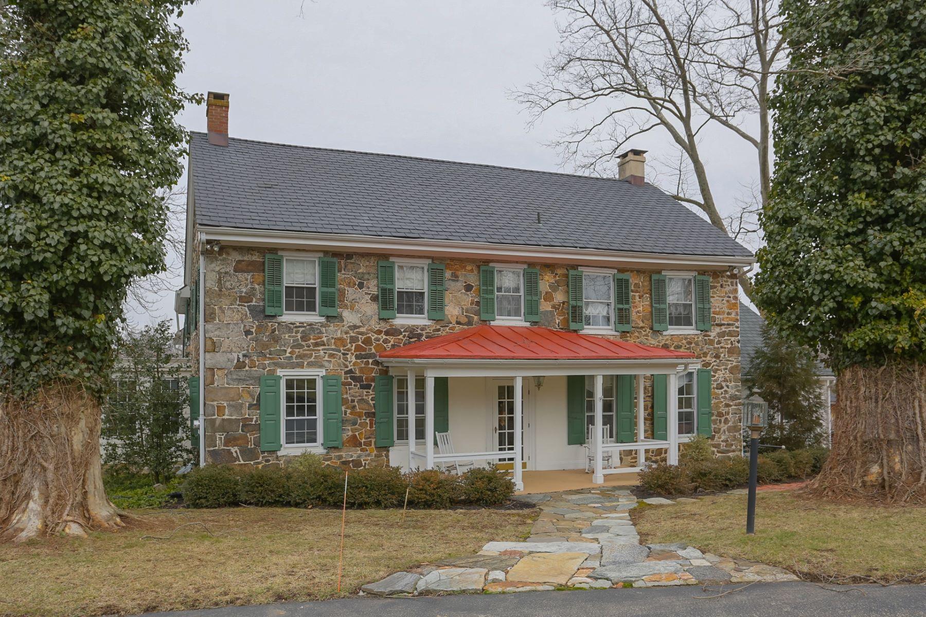 Tek Ailelik Ev için Satış at 140 Moore Road Downingtown, Pennsylvania, 19335 Amerika Birleşik Devletleri