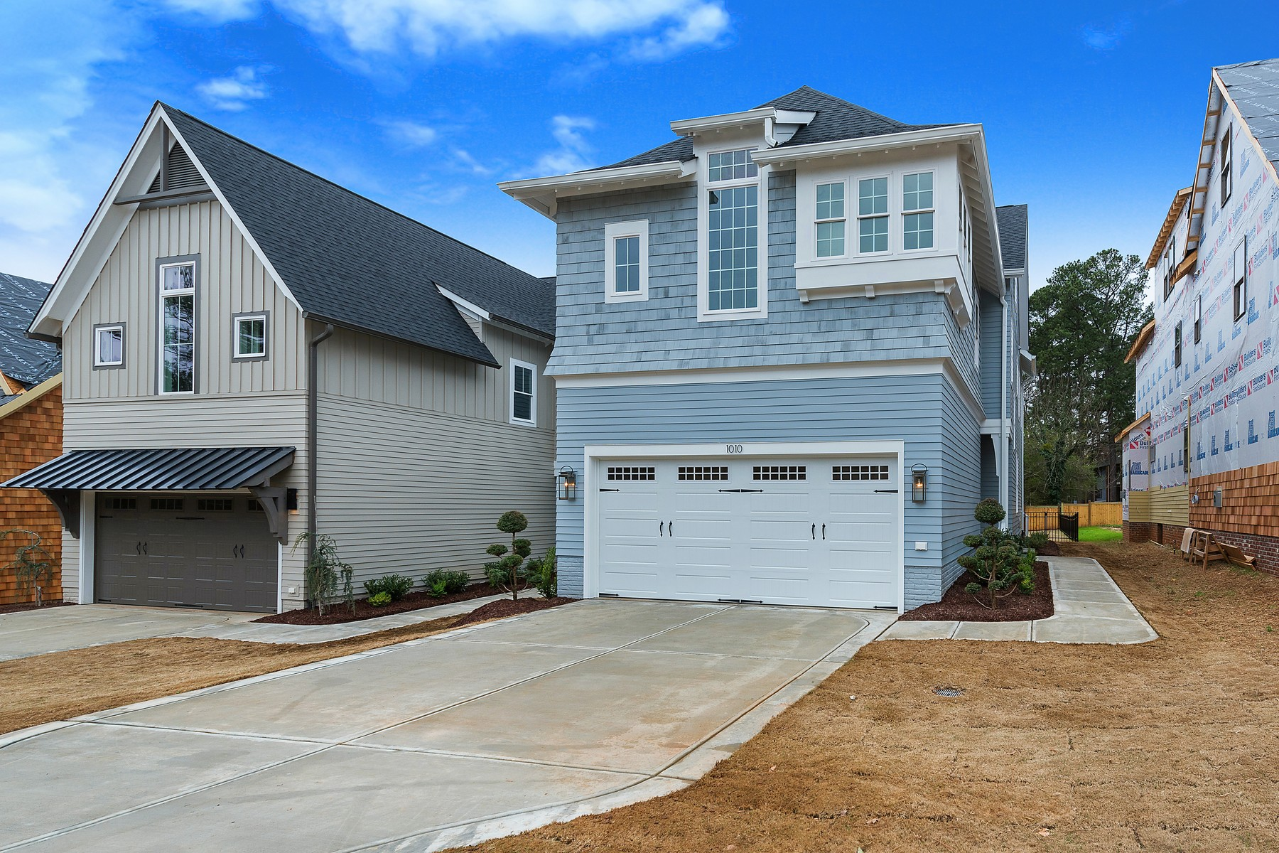 واحد منزل الأسرة للـ Sale في Schaub New Construction 1010 Schaub Drive, Raleigh, North Carolina, 27606 United Statesفي/حول: Durham, Chapel Hill, Cary