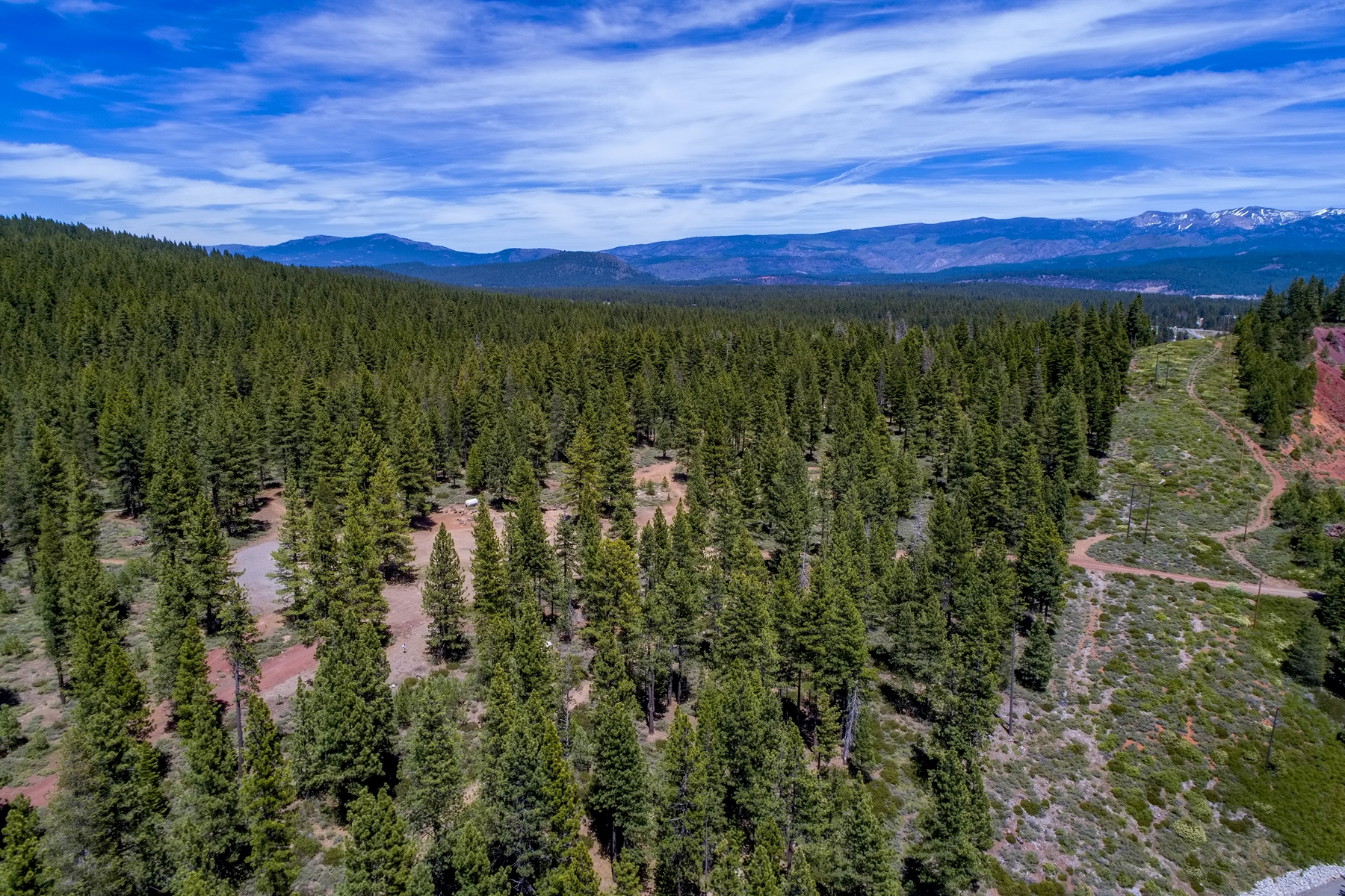 Property for Active at Rare 23.76 acre parcel 0 Pioneer Trail Truckee, California 96161 United States