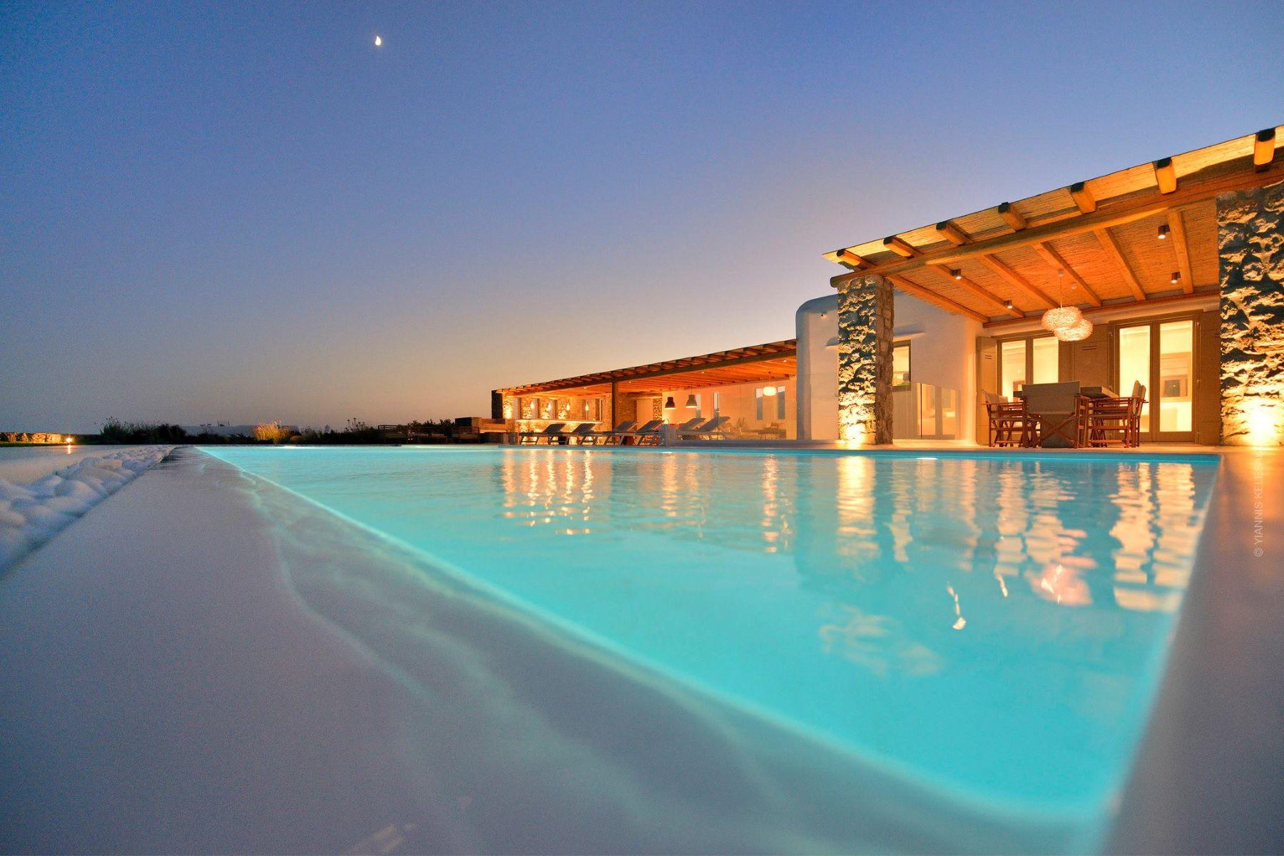 Casa Unifamiliar por un Venta en Sapphire Dream Mykonos, Egeo Meridional, Grecia