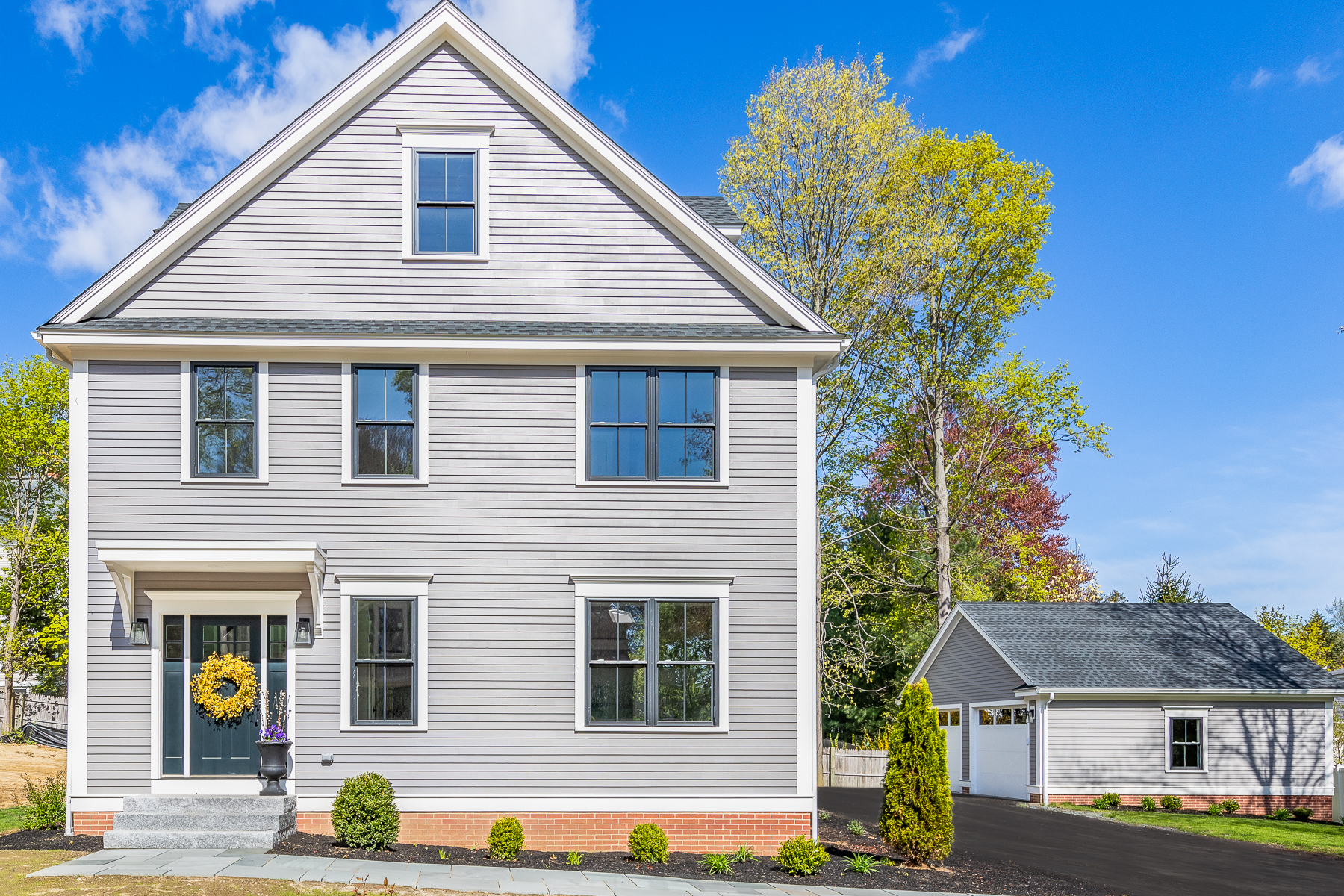 Single Family Home for Active at New construction close to waterfront and downtown! 2 Hamilton Way (GPS 223 High Street) Newburyport, Massachusetts 01950 United States