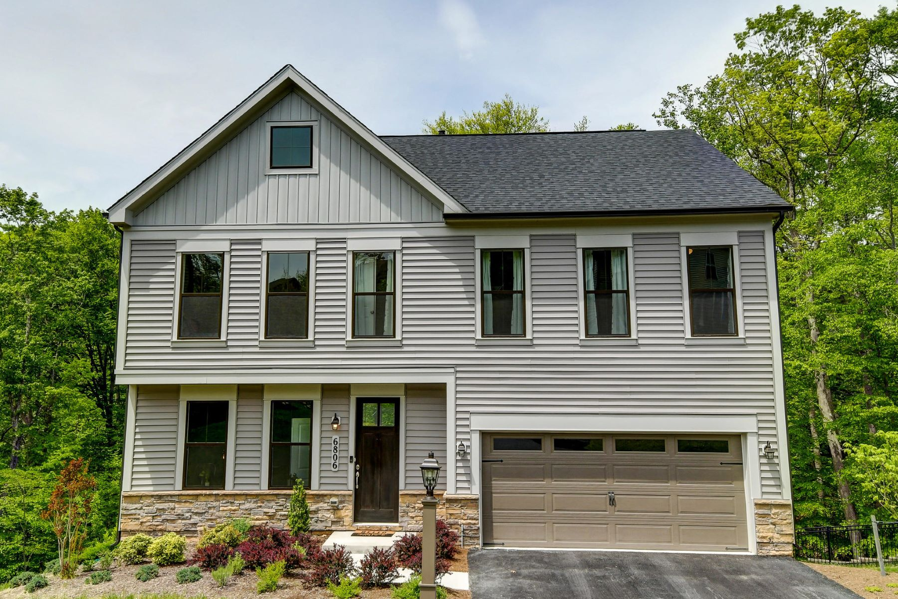 Single Family Homes por un Venta en Aspen North at Lake Linganore 6806 L'abri Court New Market, Maryland 21774 Estados Unidos