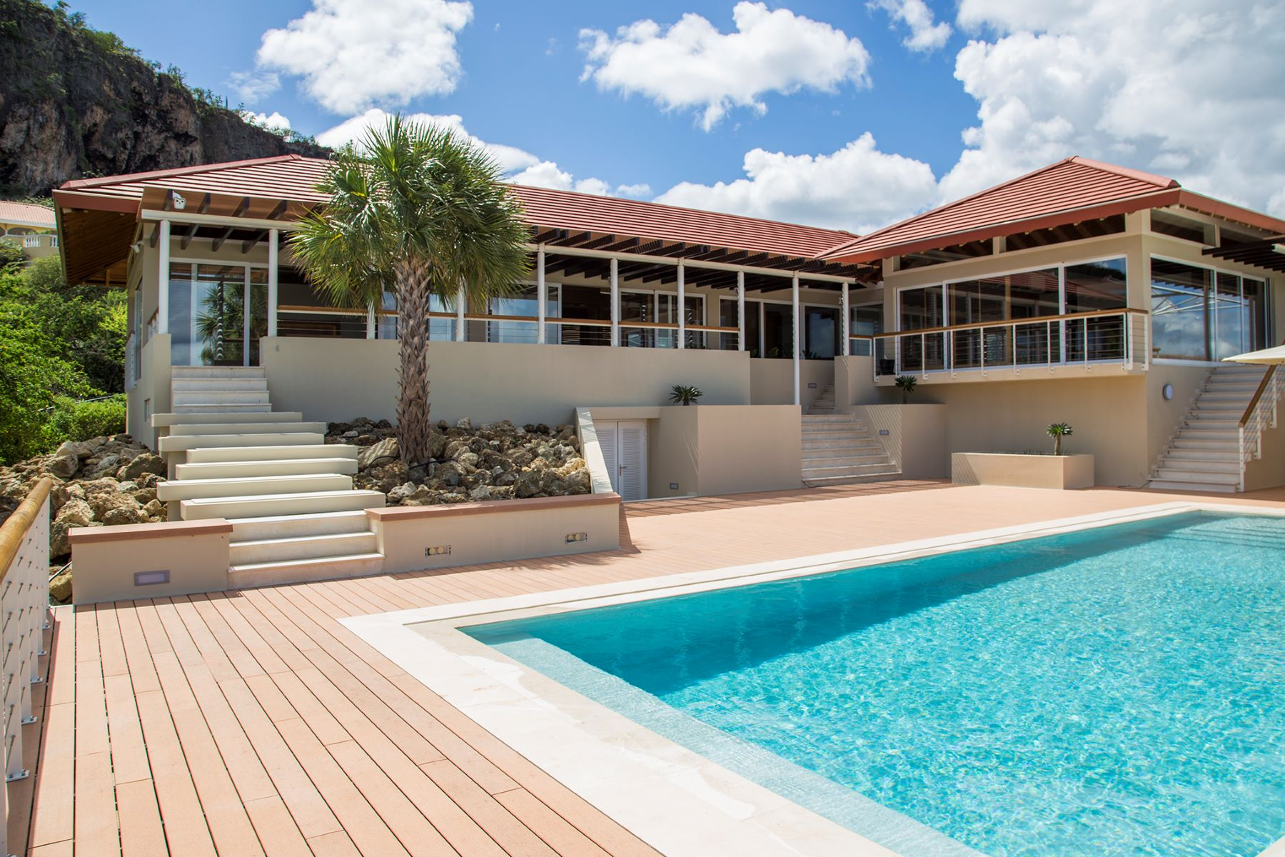 Single Family Home for Sale at Seru Boca Estate Mansion 10 Willemstad, Curacao