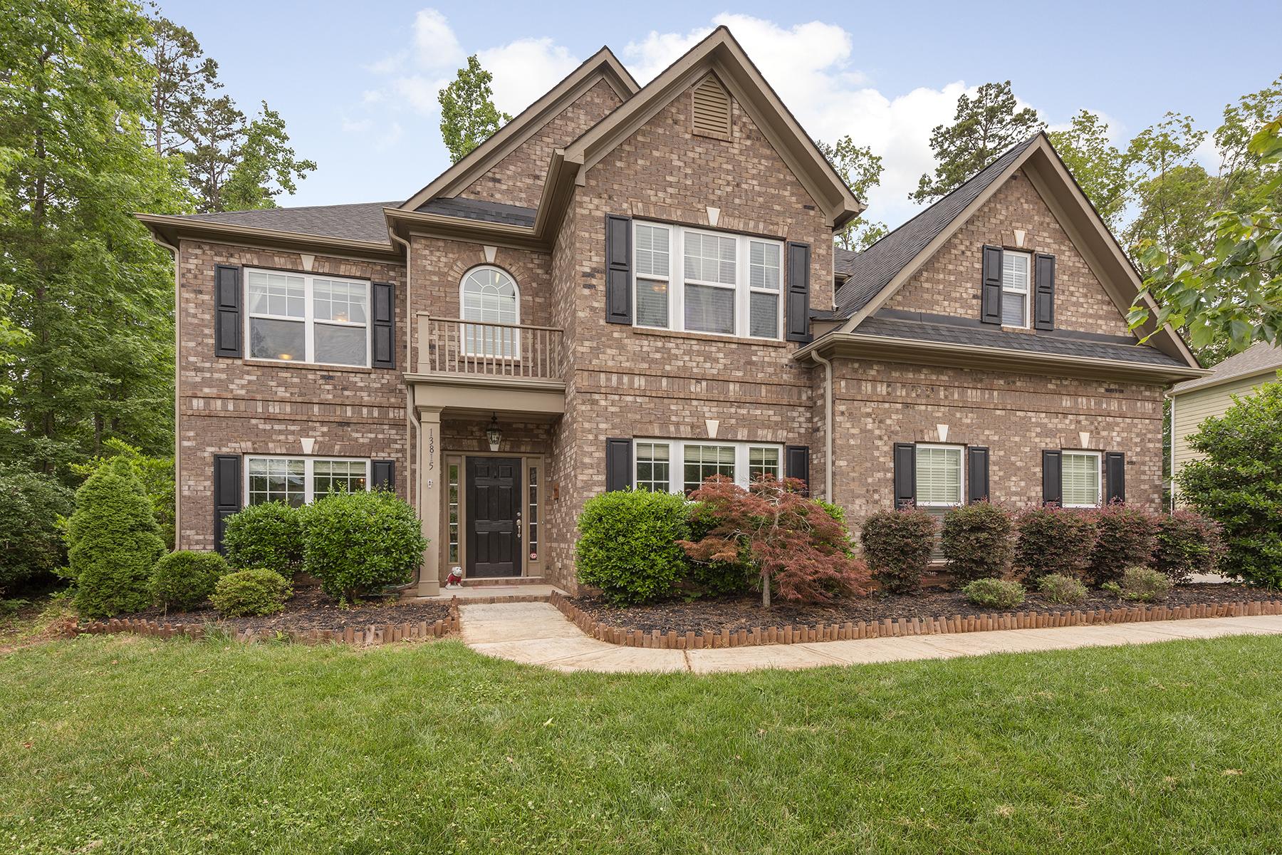 Single Family Homes por un Venta en MIRABELLA 13815 Lawther Rd, Huntersville, Carolina Del Norte 28078 Estados Unidos