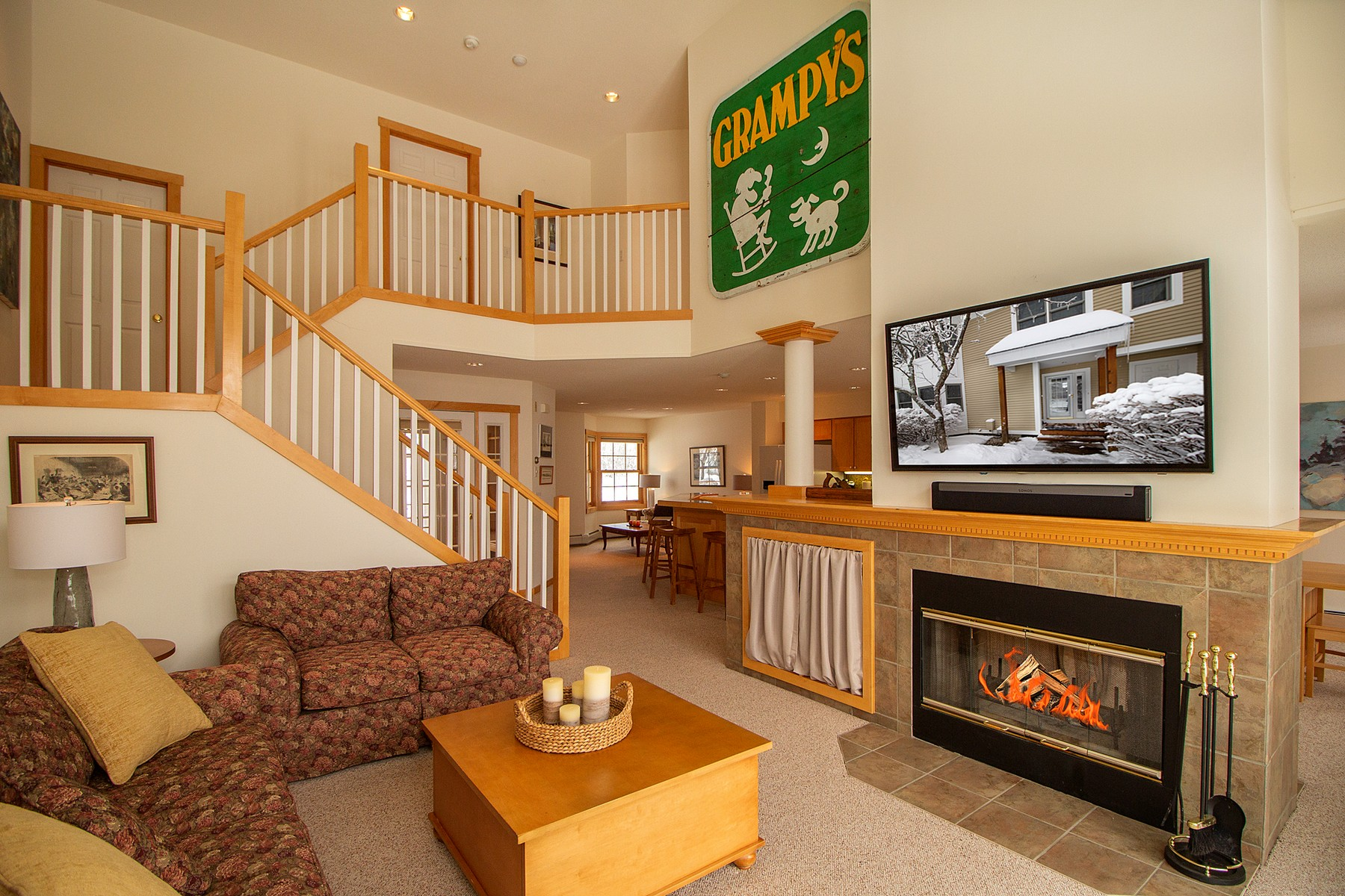 Condominiums for Sale at 35C Dover Springs Lane Dover, Vermont 05356 United States