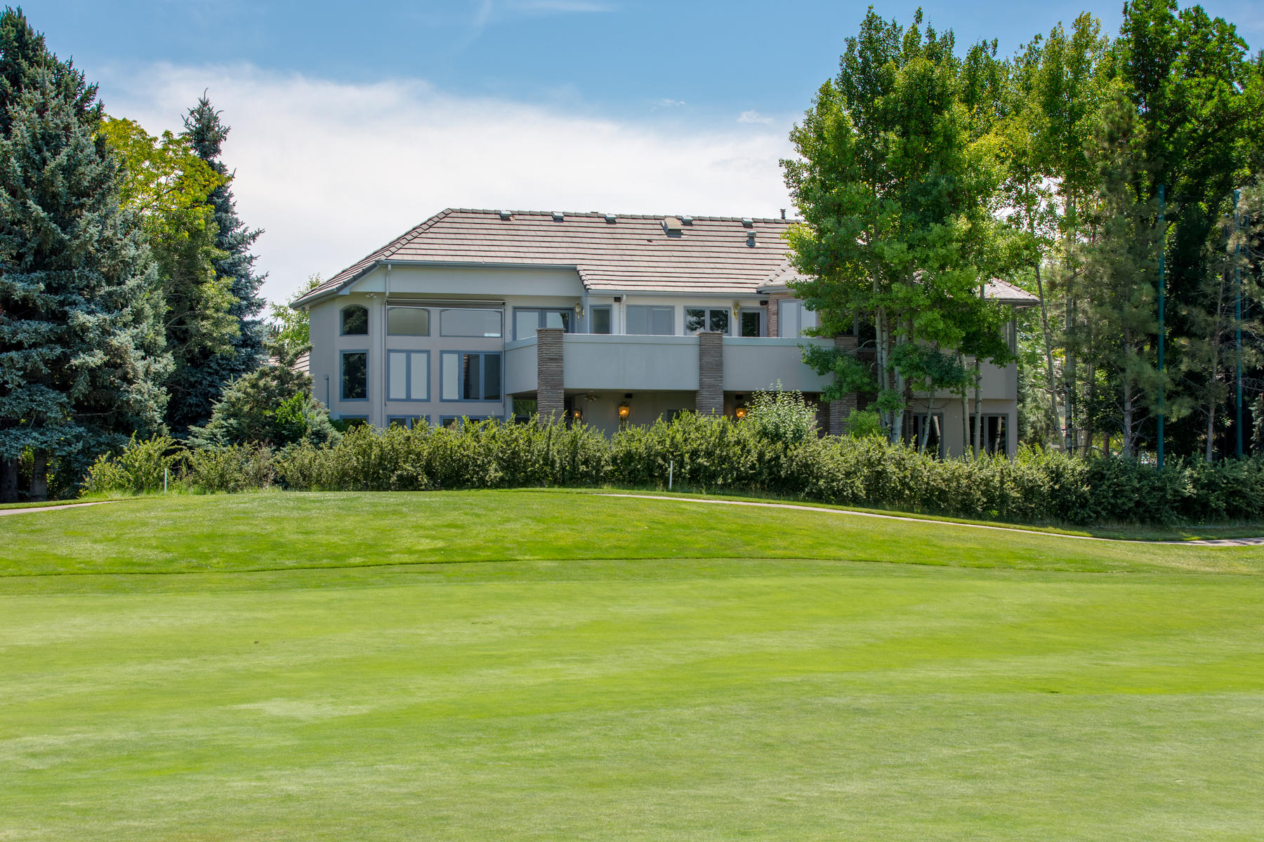 Single Family Home for Active at Exceptional Mountain Views Await In Cherry Hills Village! 23 Glenmoor Dr Cherry Hills Village, Colorado 80113 United States