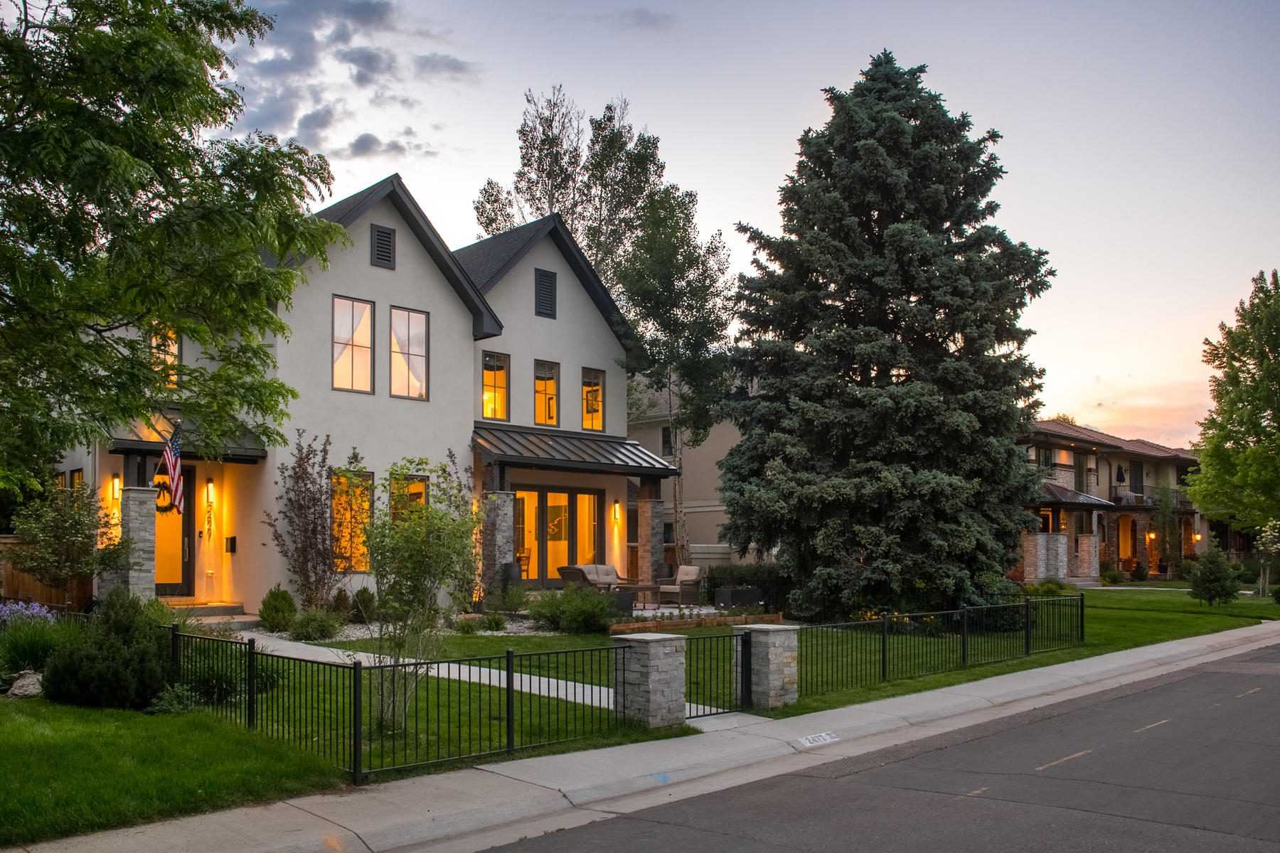 Single Family Home for Active at 2477 S. Cook Street 2477 S. Cook Street Denver, Colorado 80210 United States
