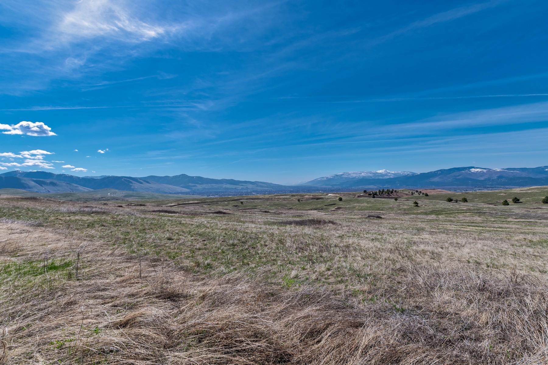 Terreno por un Venta en 58 Acres of Pristine Hillside with Views 5403 5435 Nhn Gentry & 4901 Gleneagle Way Missoula, Montana 59808 Estados Unidos