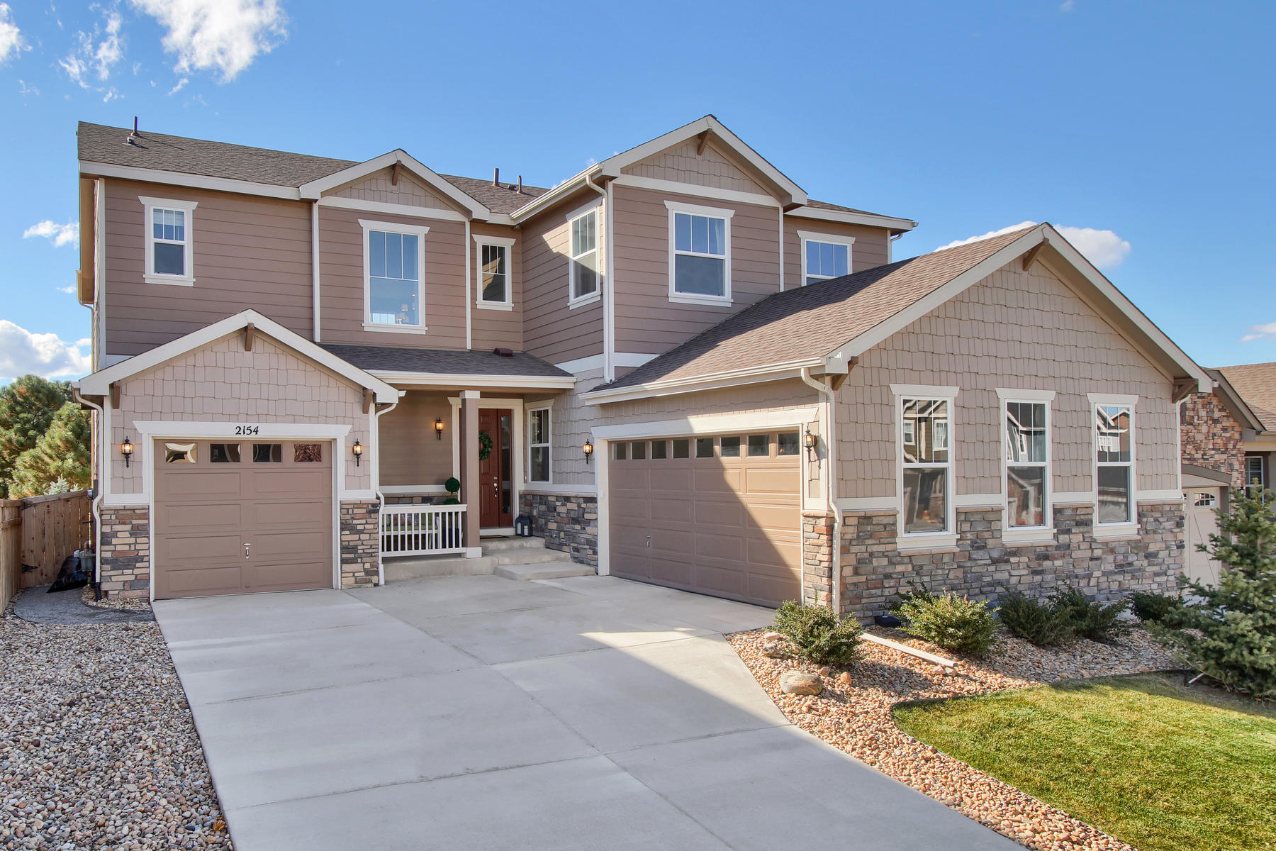 Property for Active at Extraordinary Setting! 2154 Treetop Dr Castle Rock, Colorado 80109 United States