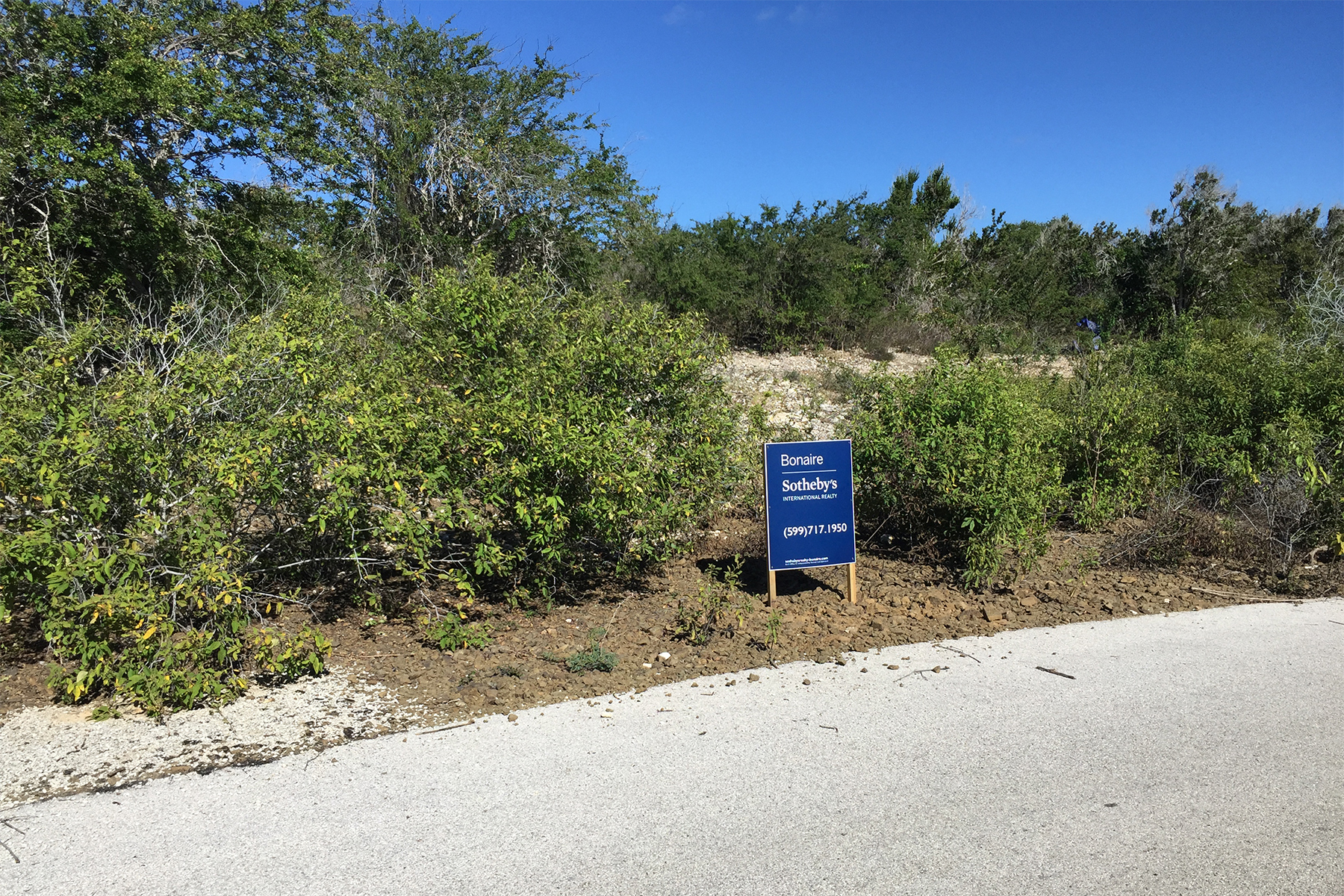 Land for Sale at Sabadeco Crown Terrace 71 Sabadeco, Bonaire