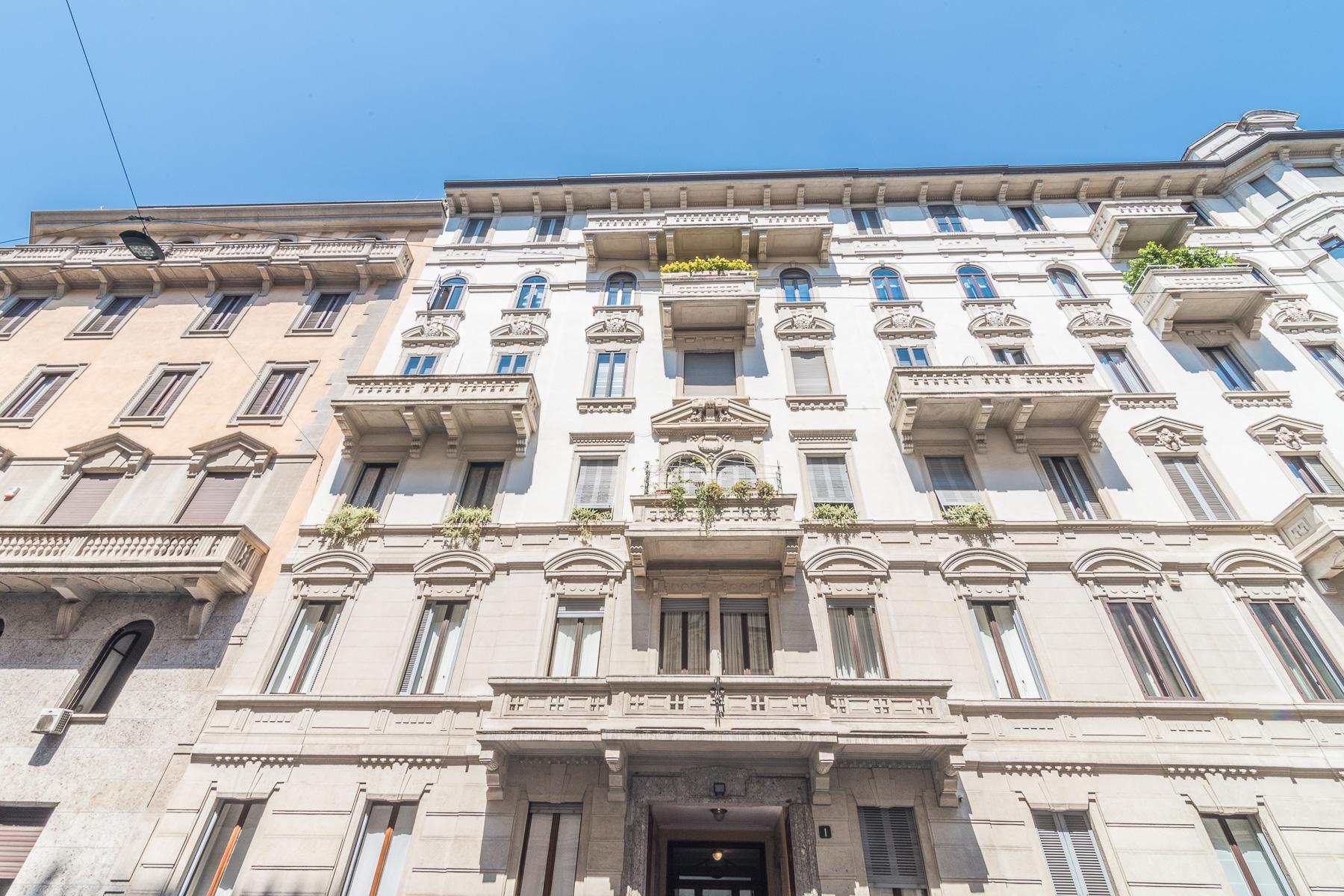 Apartment for Sale at Incomparable apartment in elegant period building Via Vitali Milano, Milan, 20100 Italy