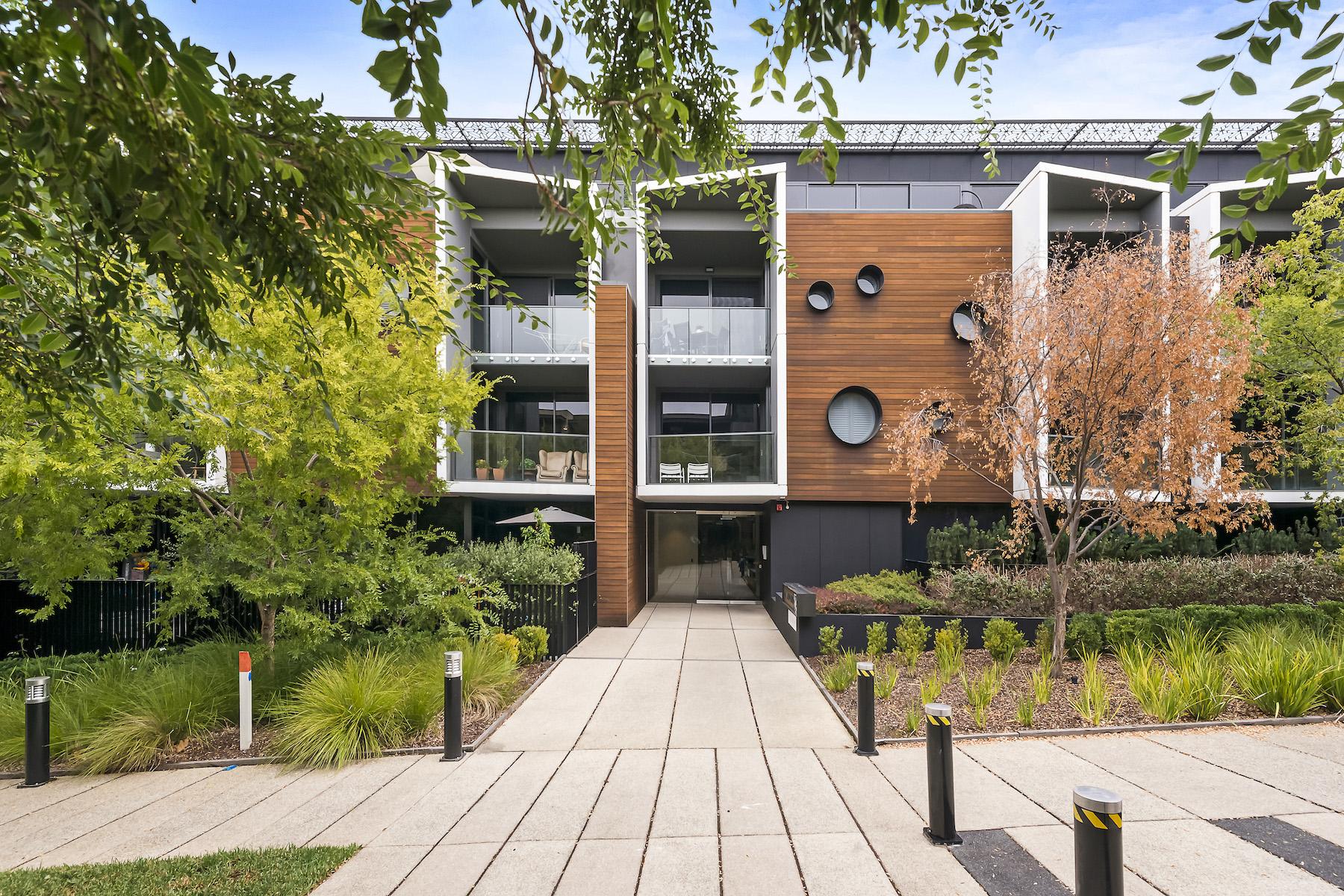 Apartamento por un Venta en 402/14 Elizabeth Street, Malvern 402/ 14 Elizabeth Street, Malvern Melbourne, Victoria, 3142 Australia