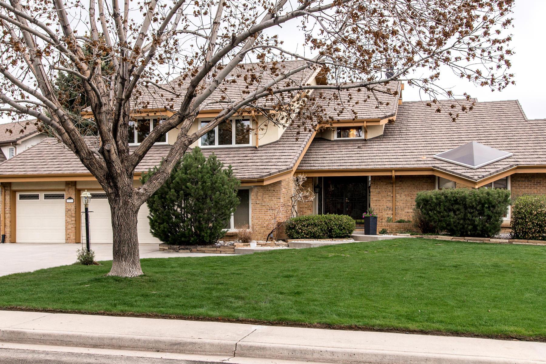 Single Family Homes για την Πώληση στο Heritage Greens 5278 E Otero Circle, Centennial, Κολοραντο 80122 Ηνωμένες Πολιτείες
