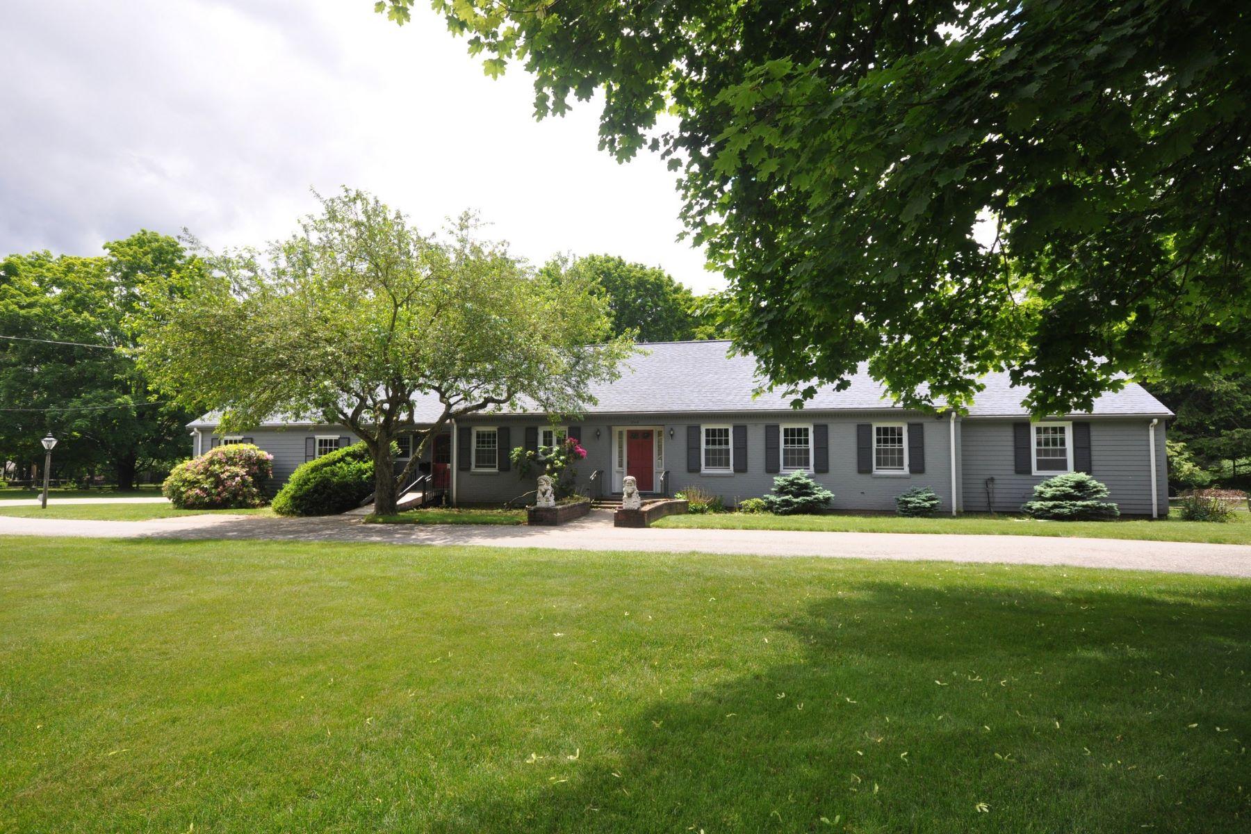 Single Family Homes for Sale at 248 Charles River Street Needham, Massachusetts 02492 United States