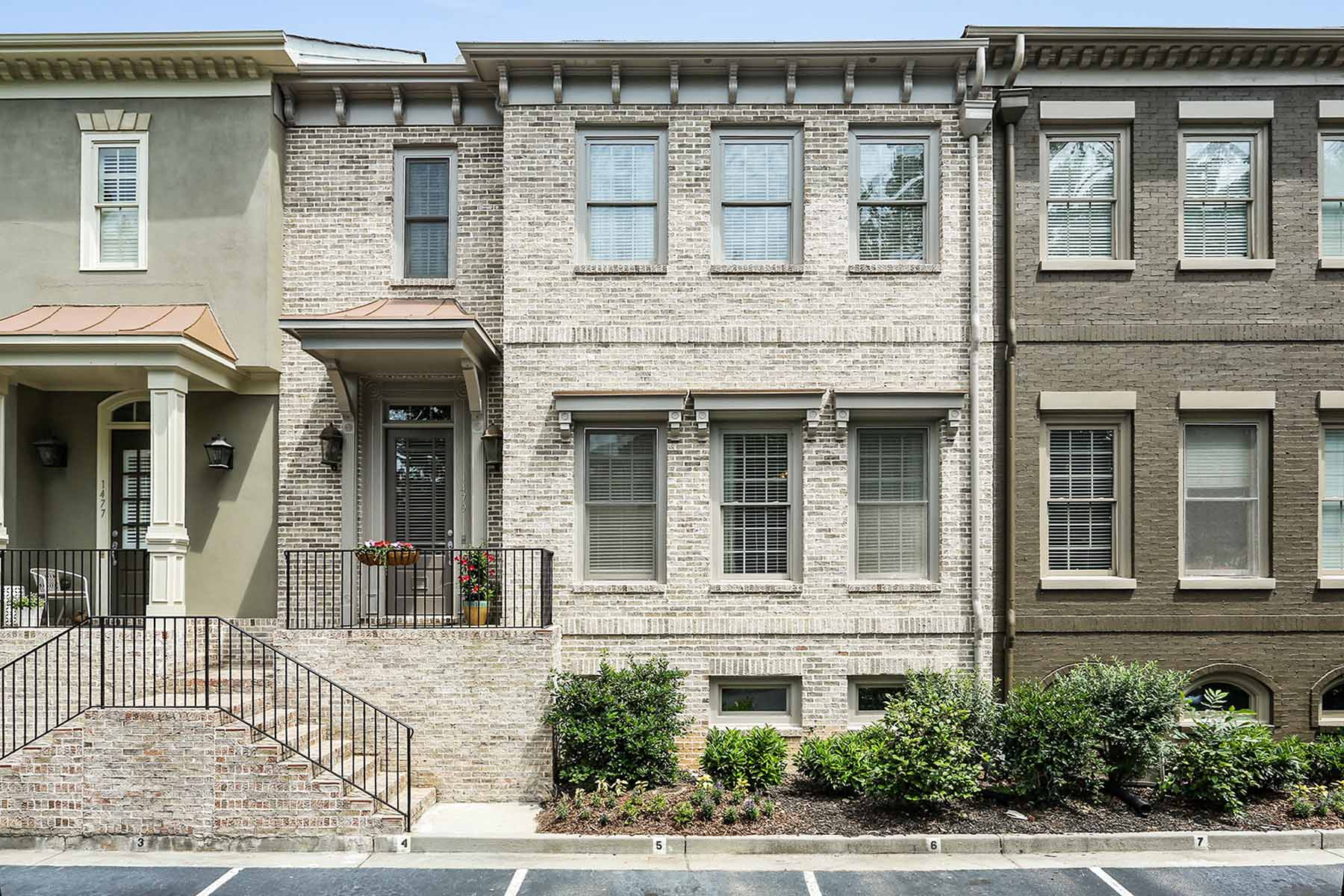 Townhouse for Active at Spectacular Townhome 1479 Village Park Court NE Atlanta, Georgia 30319 United States