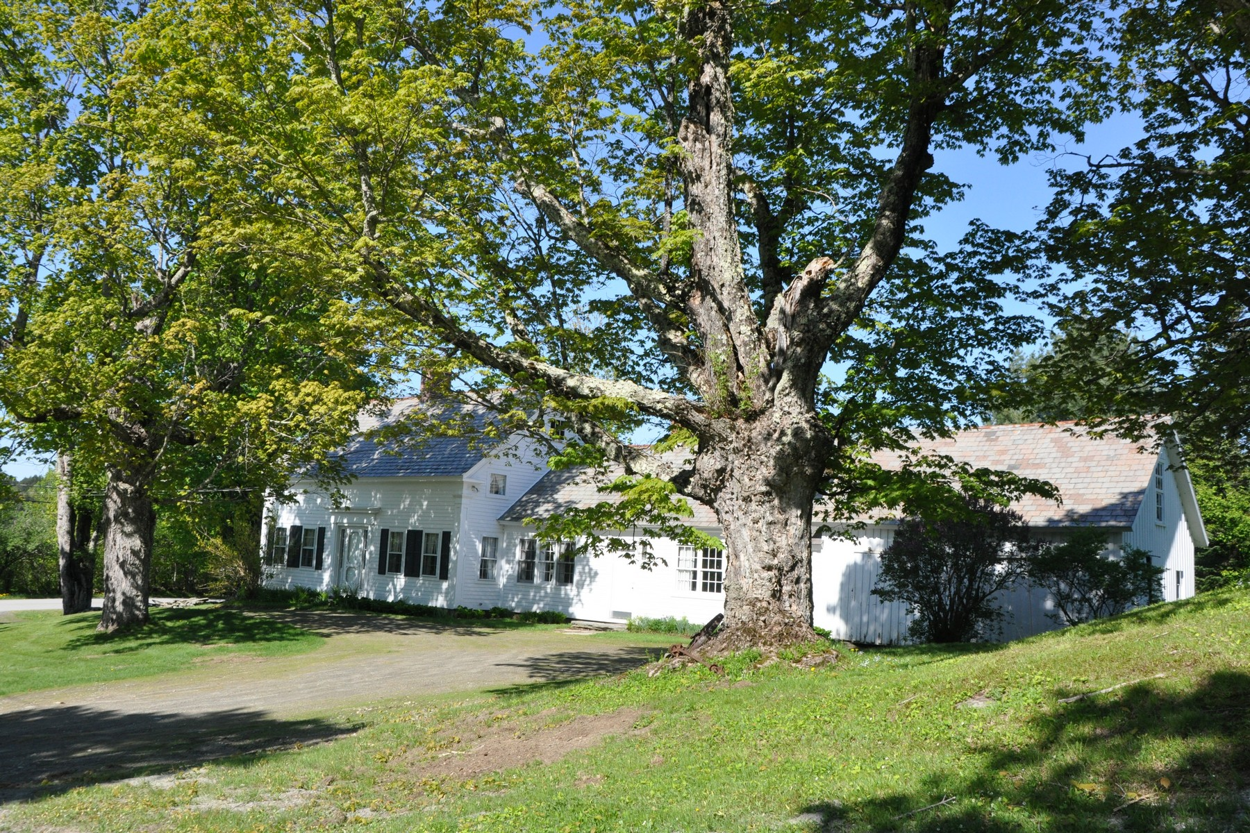 Single Family Homes for Sale at Antique Cape with 10+ Acres - Dover 1 Negus Rd Dover, Vermont 05356 United States