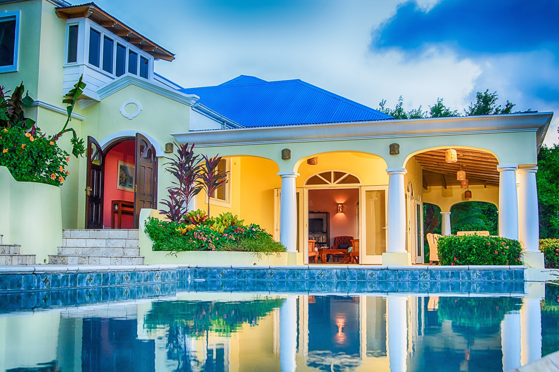 Single Family Home for Sale at Blu Tortu Belmont, Tortola British Virgin Islands