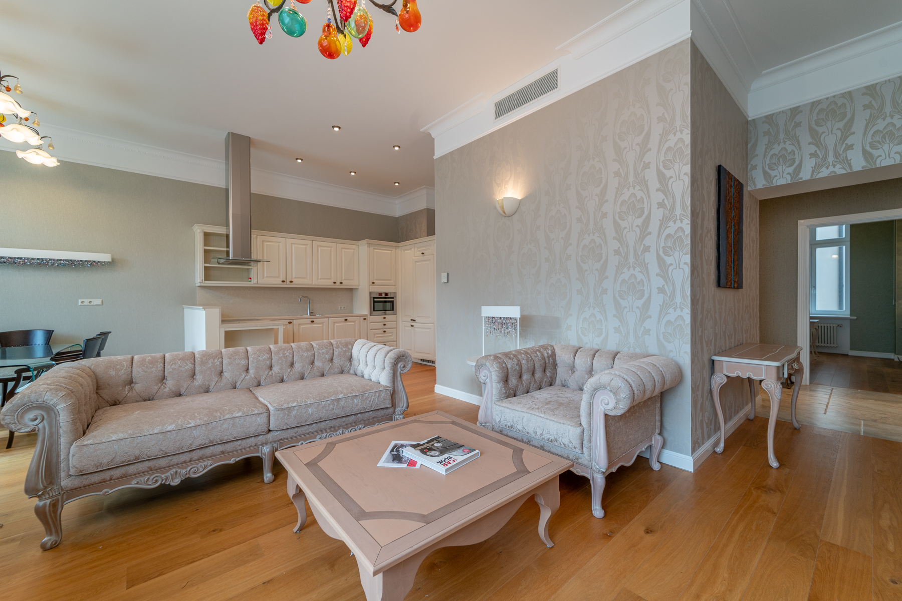 Apartments for Sale at 3 bedroom apartment in the Art Nouveau Centre of Riga Other Countries