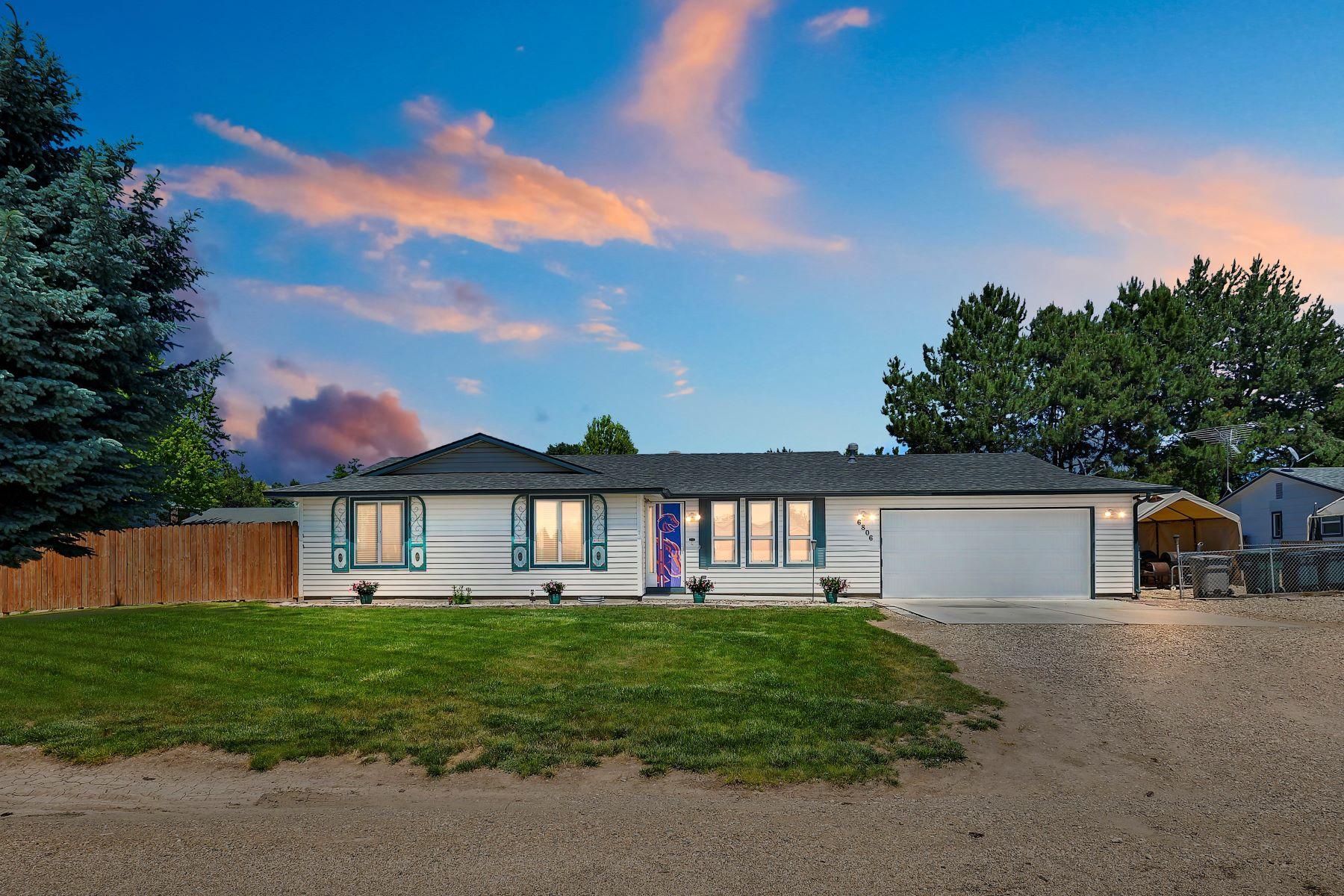 Single Family Homes للـ Sale في Nampa, Idaho 83687 United States