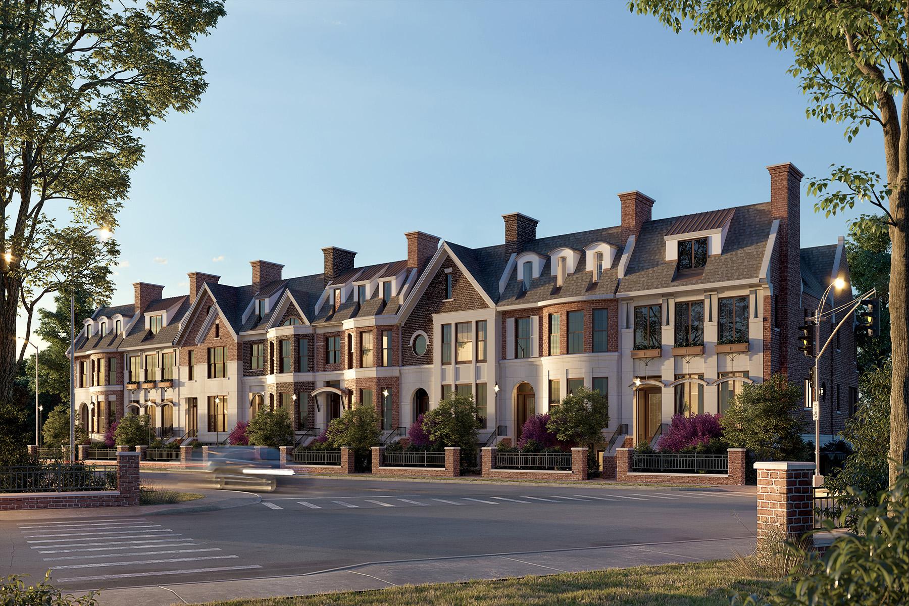 Condominiums for Active at Birmingham 625 Brown Street Birmingham, Michigan 48009 United States