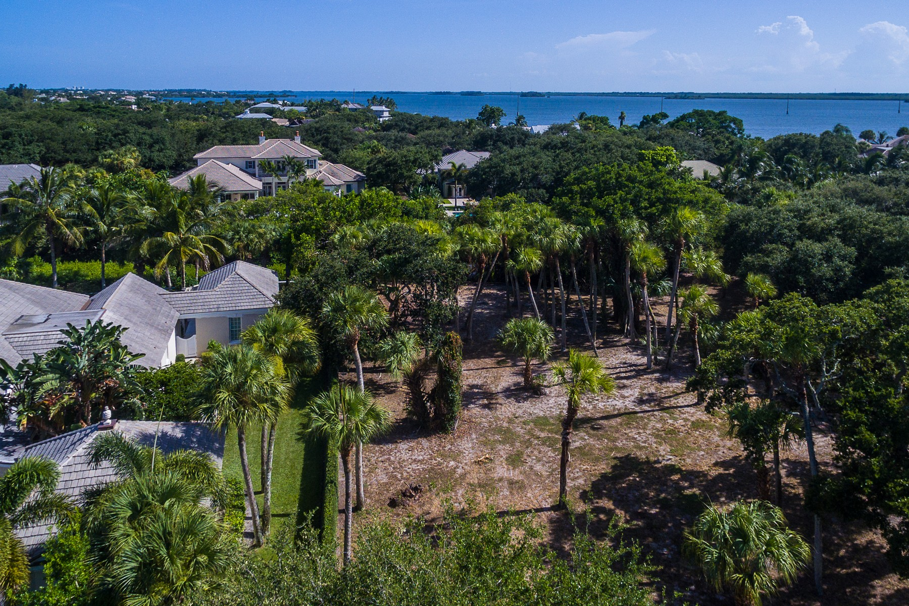 Land for Sale at Superb Waterfront Homesite 1335 Little Harbour Ln Vero Beach, Florida 32963 United States