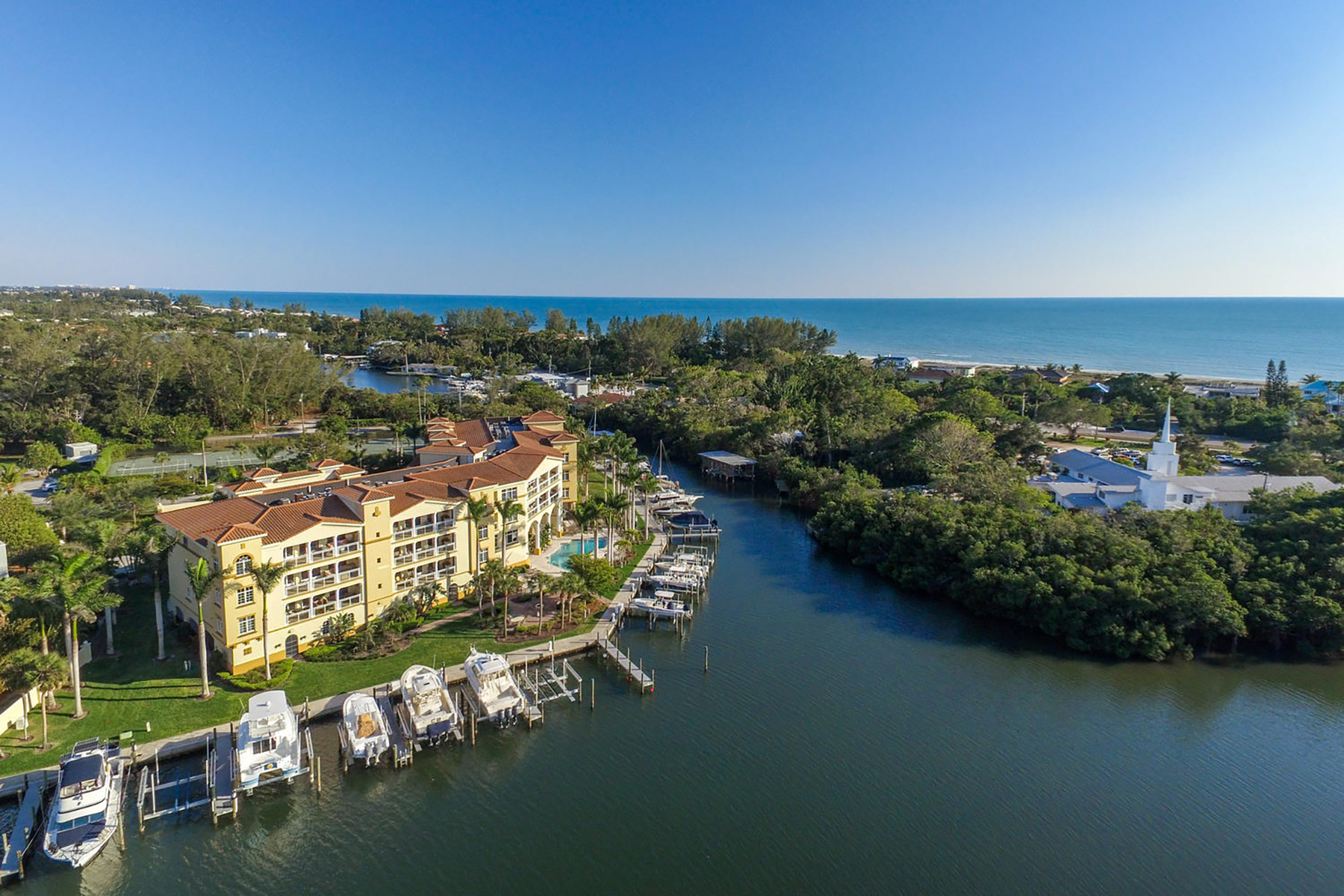 Condominiums for Sale at GRAND MARINER ON LONGOBOAT KEY 595 Dream Island Rd , 32 Longboat Key, Florida 34228 United States