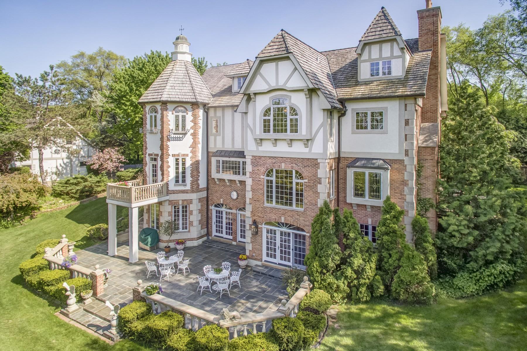 Einfamilienhaus für Verkauf beim Bridlegate Estate 702 Bay Road McHenry, Illinois, 60051 Vereinigte Staaten